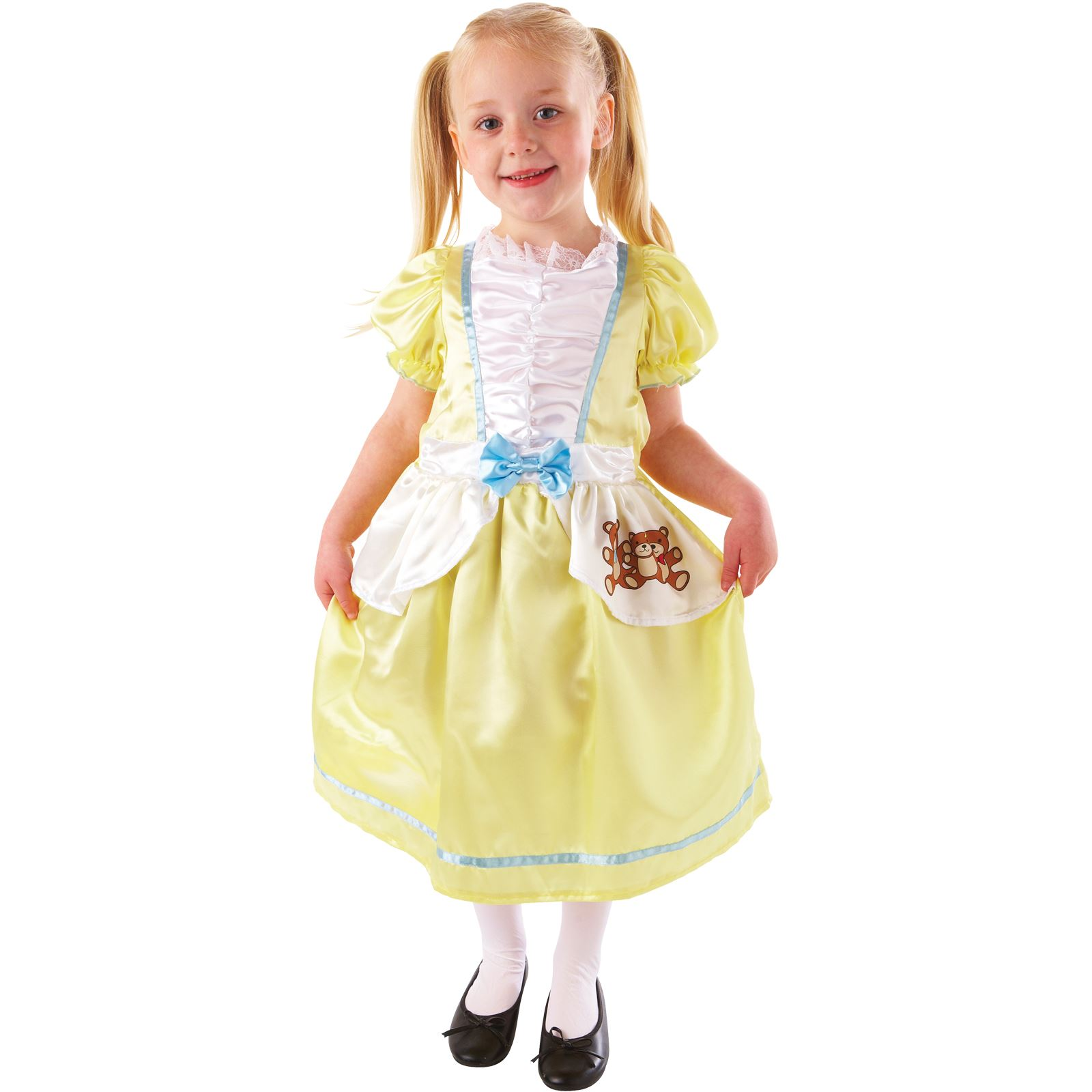 Child Goldilocks Fancy Dress Costume Fairytale Book Week