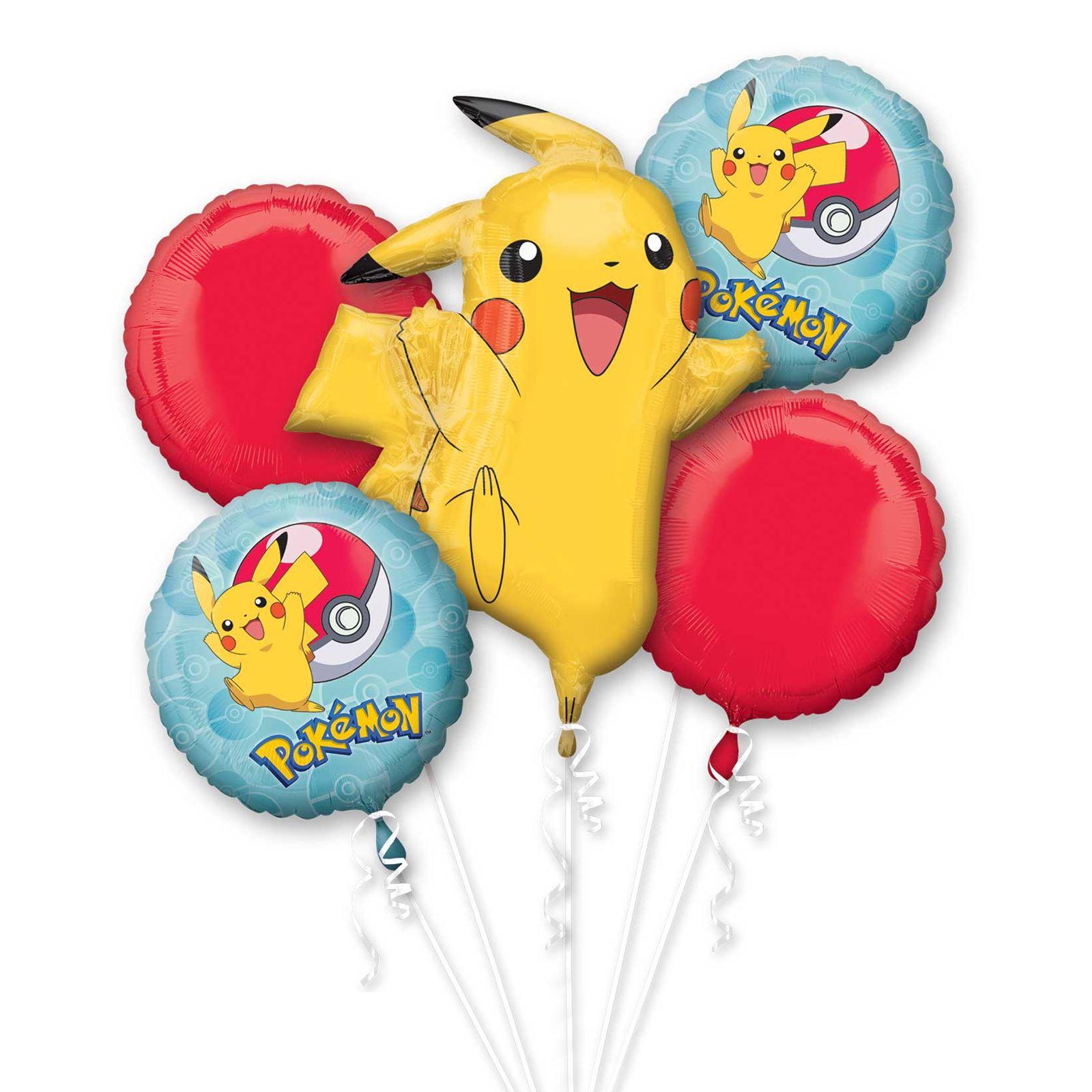 Pokémon Birthday Party Tableware Table Set Picnic Kids Detective Pikachu Cinema
