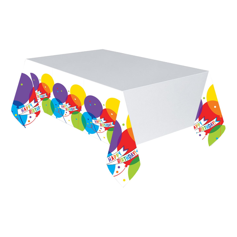 Fireman Sam Plastic Tablecover 1.2m x 1.8m Table Cloth Decoration Birthday Party