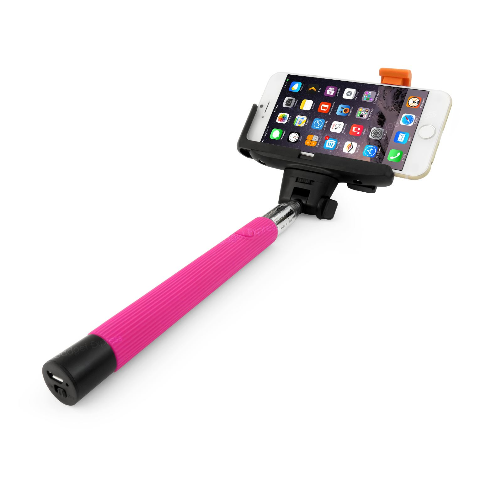Extendable Monopod Handheld Self Portrait Selfie Stick