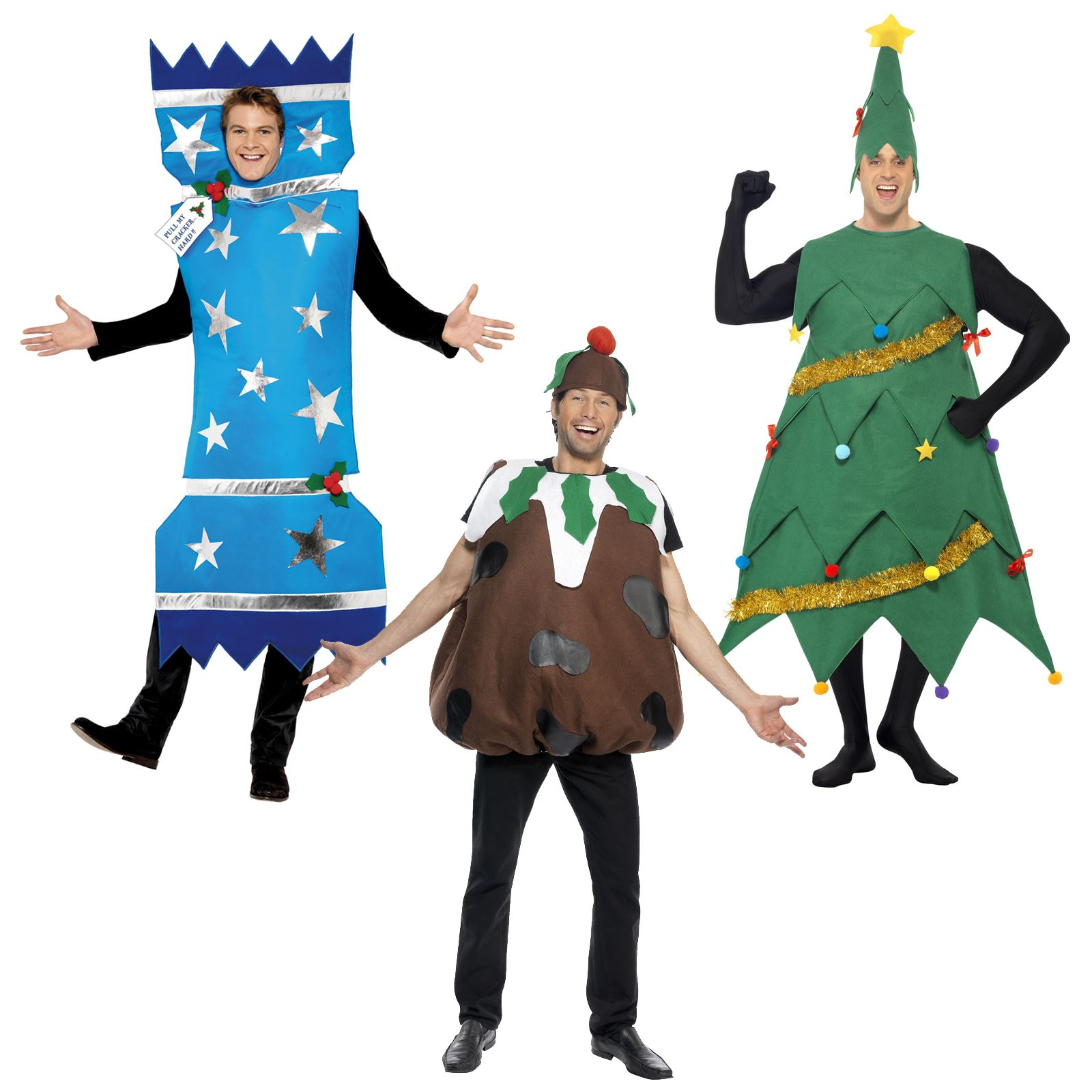 Christmas Fancy Dress Funny.Details About Adults Mens Novelty Christmas Fancy Dress Funny Costume Xmas Work Party Stag M L