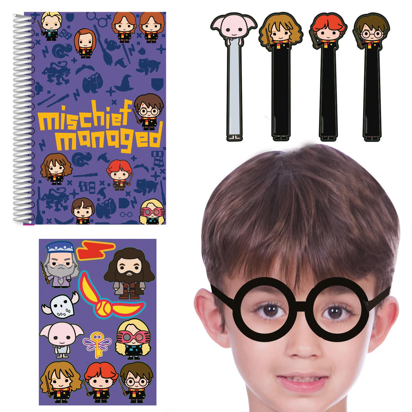 Pack of 5 Harry Potter Bookmarks Party Bag Fillers Favors