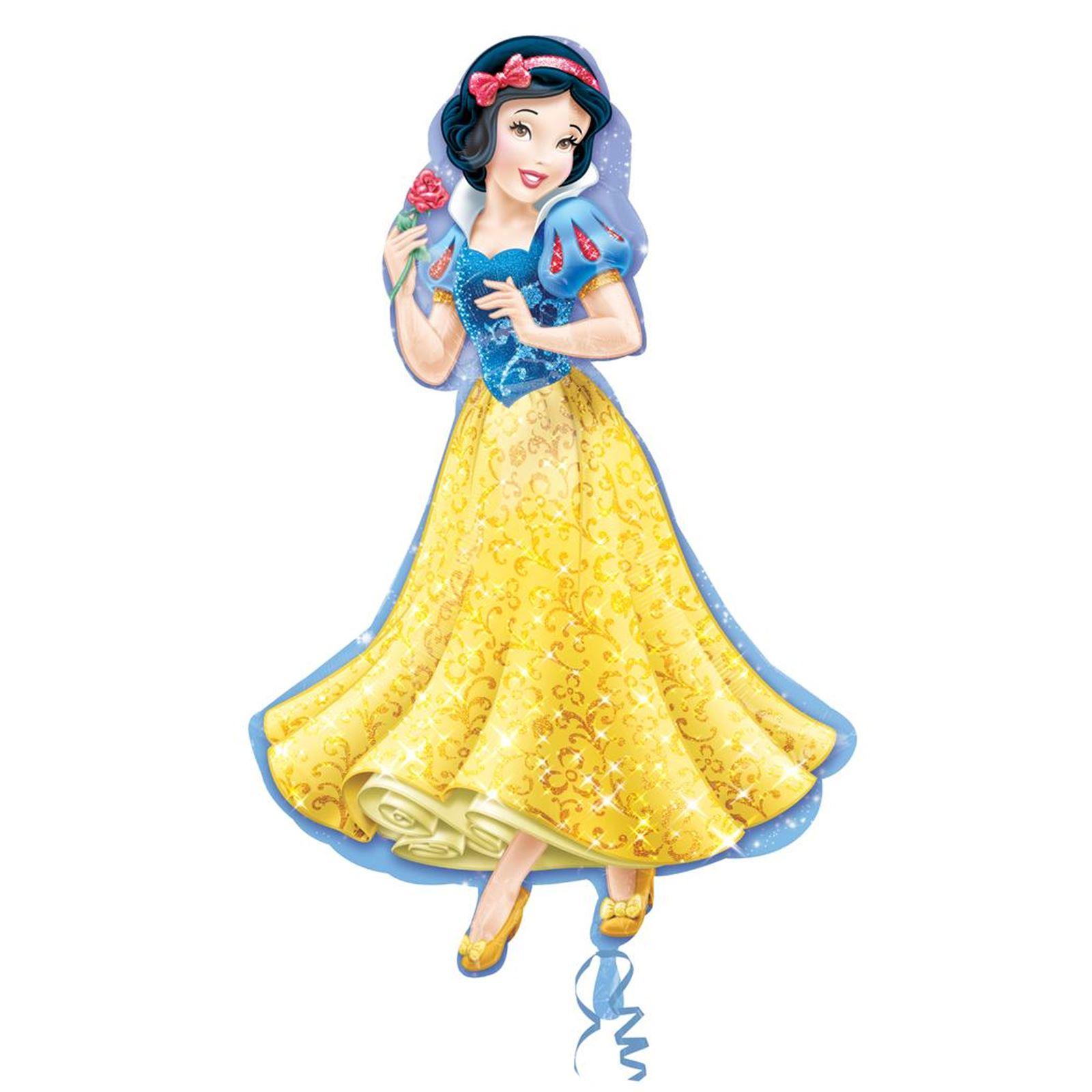 Officiel-disney-princesse-plat-ballon-geant-cadeau-filles-fete-d-039-anniversaire-decoration miniature 7