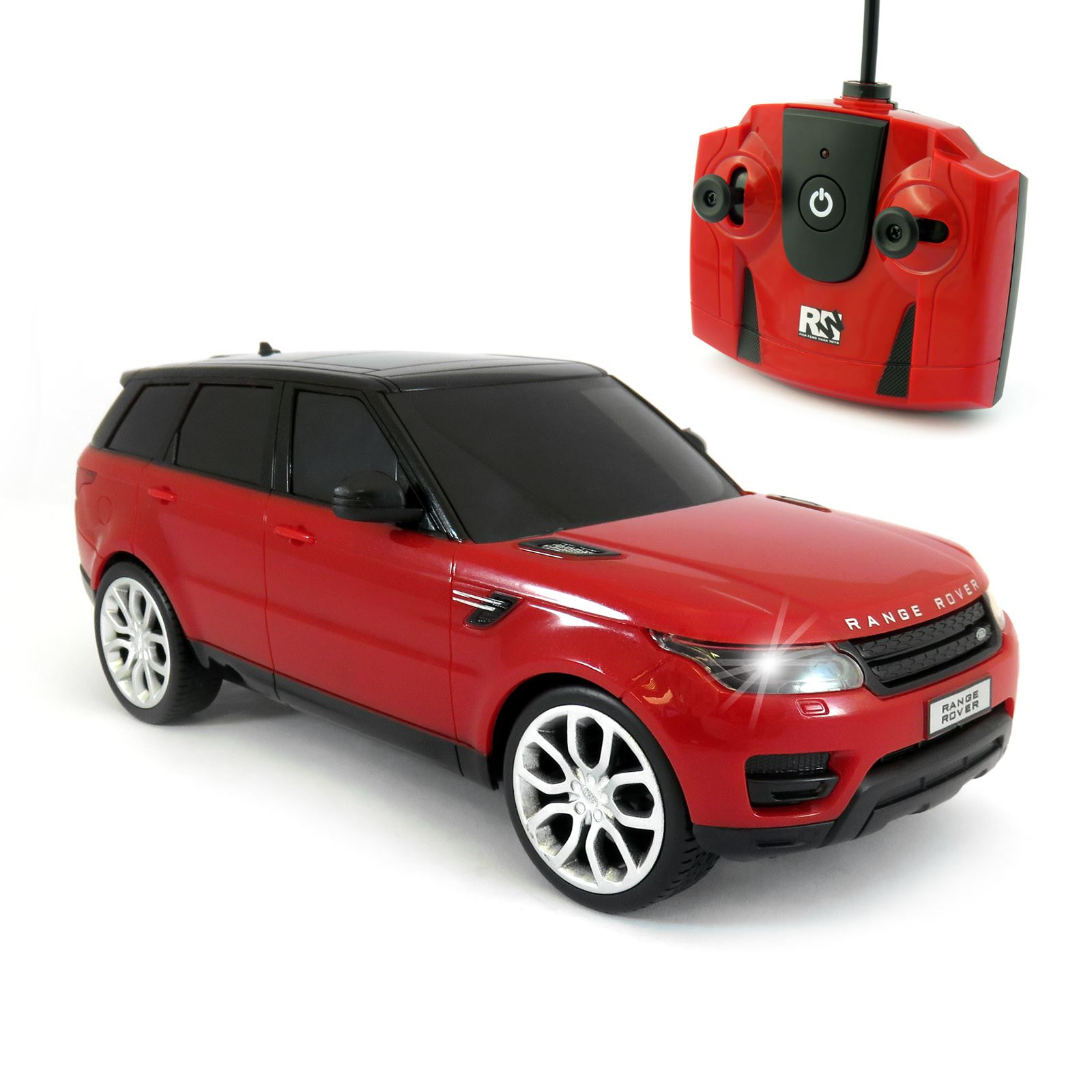 Red 2014 Range Rover Sport 1 24 Remote Control Rc Car Vehicle Toy