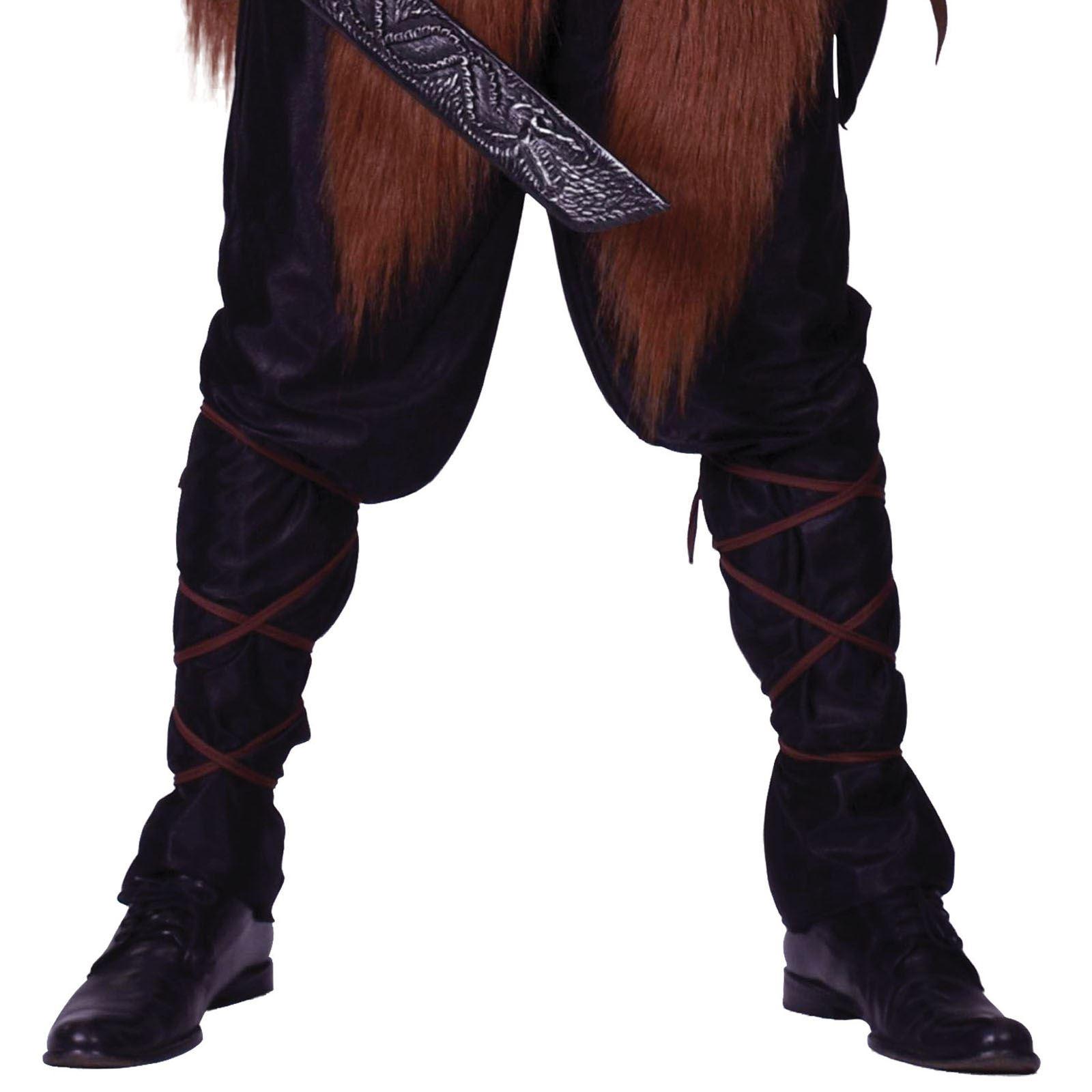 herren barbar wikinger kost m mittelalter pelz s chsisch herrenabend warrior l ebay. Black Bedroom Furniture Sets. Home Design Ideas