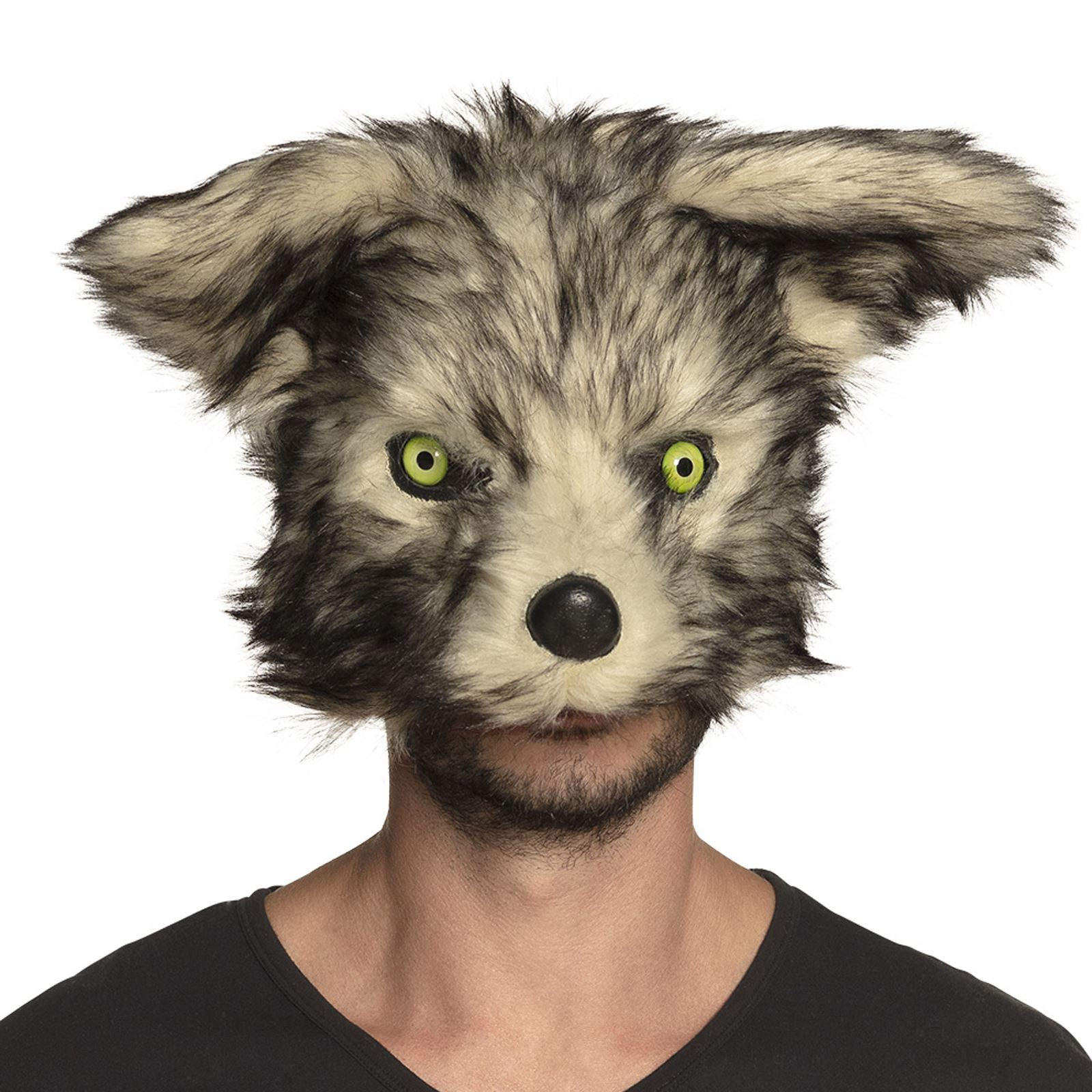 Fancy Party Accessory Wildlife Animal Book Week Costume Face Mask With Sound UK