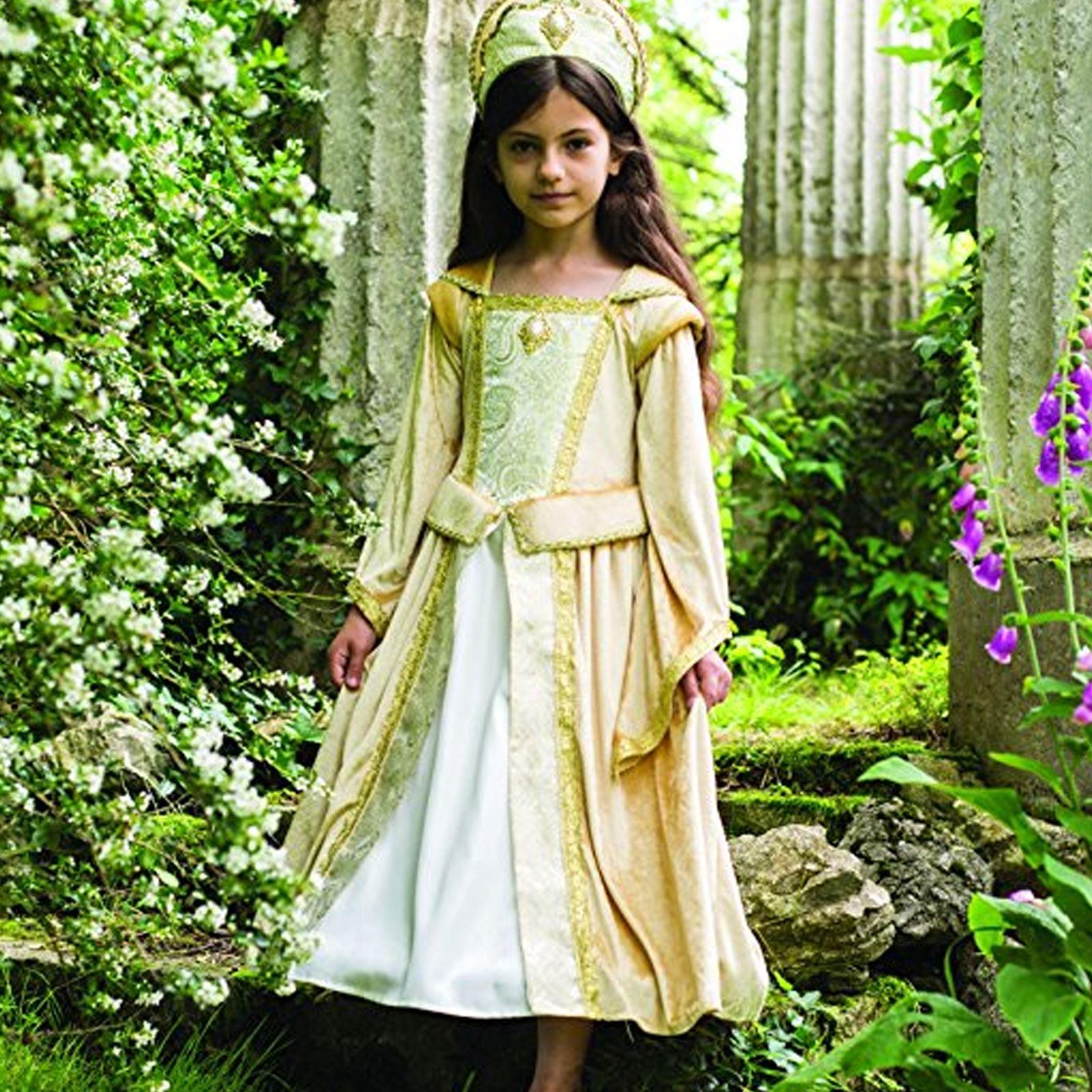 Tudor Velo Carnaval Princesa Medieval Condesa Disfraz De Lujo Real qRxIg85Hww
