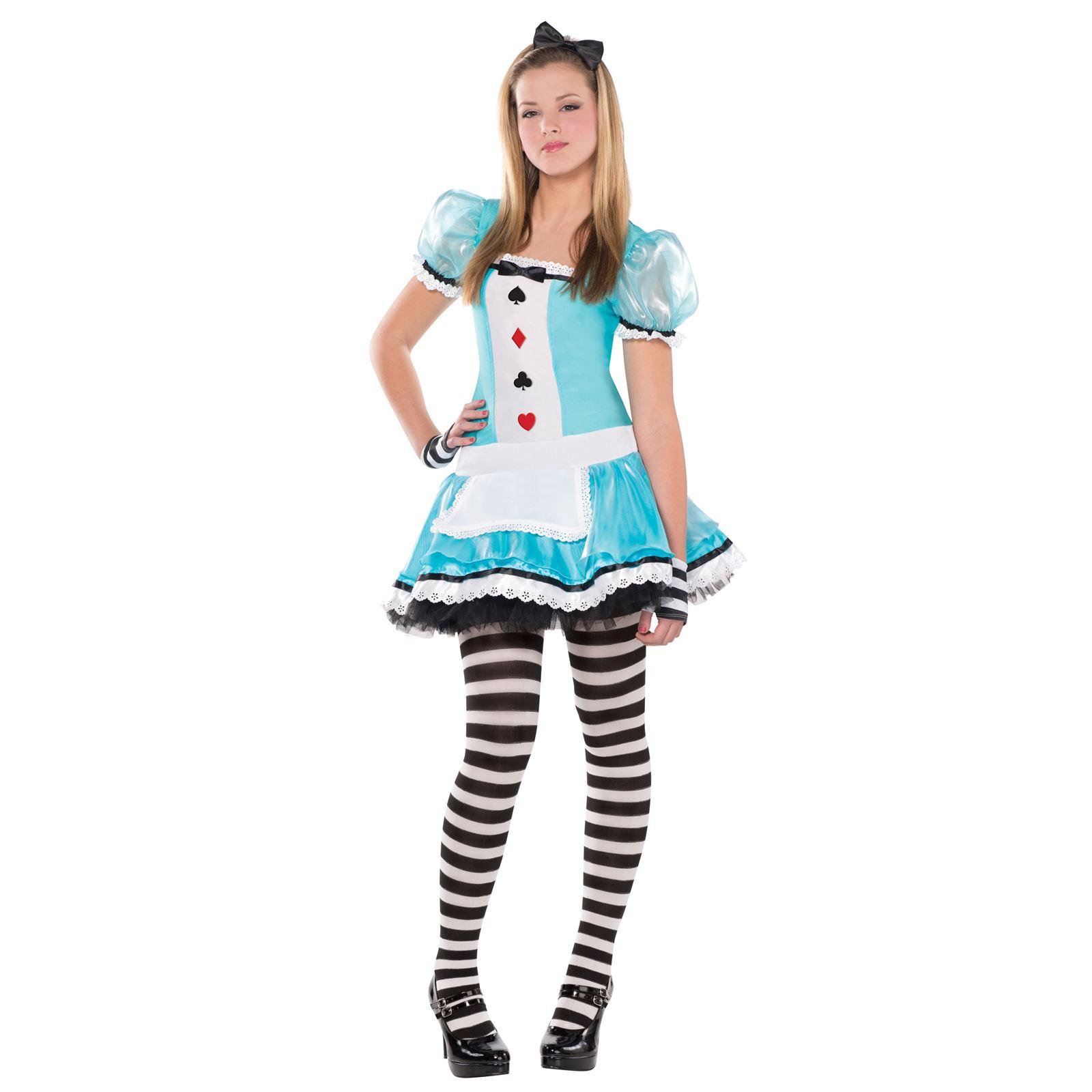 Petite Größe Alice Im Wunderland Blaue Königin Hatter ...