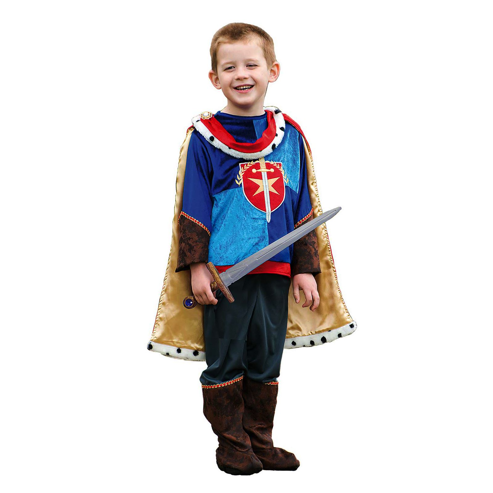 BOOKWEEK BOYS CHILDREN PARTY DISNEY ROYAL PRINCE CHARMING COSTUME