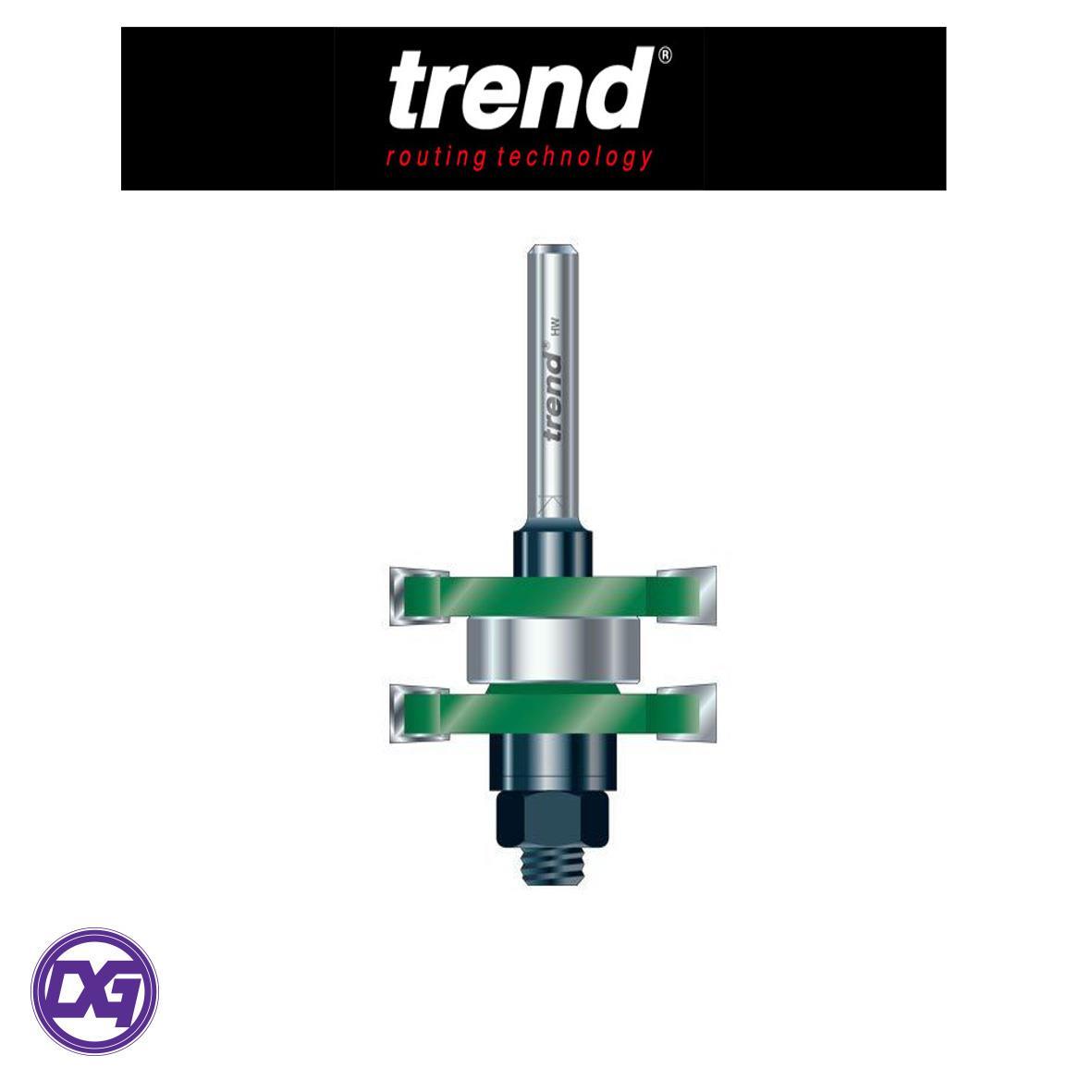 Trend sp-c220c groover 15mm kerf