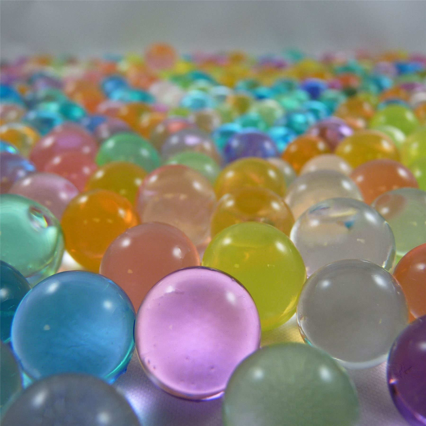 Aqua Crystal 174 Expanding Water Beads Bio Gel Ball Florist Centrepiece Vase Filler Ebay