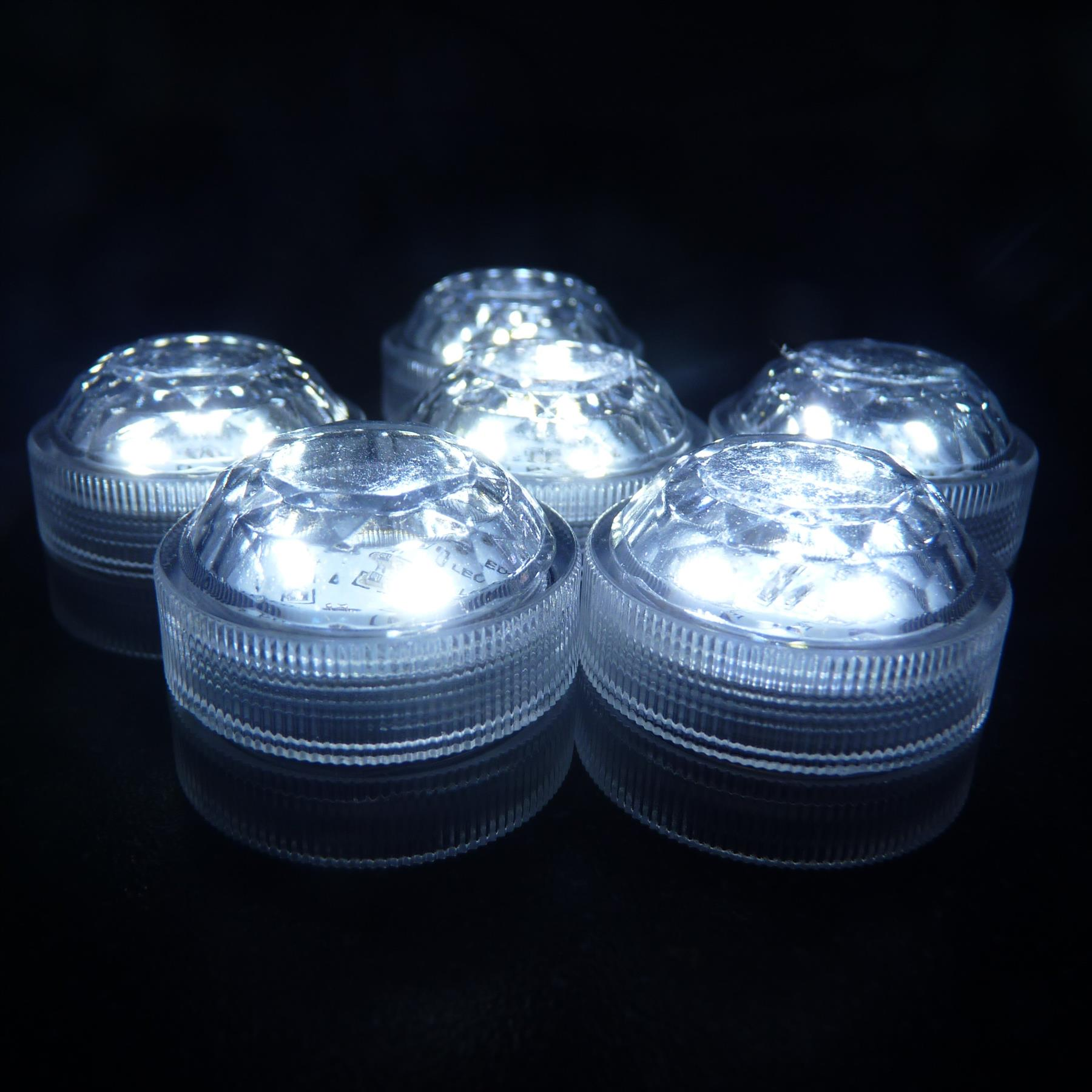 10-x-Triple-Submersible-LEDs-Very-Bright-Flamefree-Pumpkin-Christmas-Events thumbnail 17