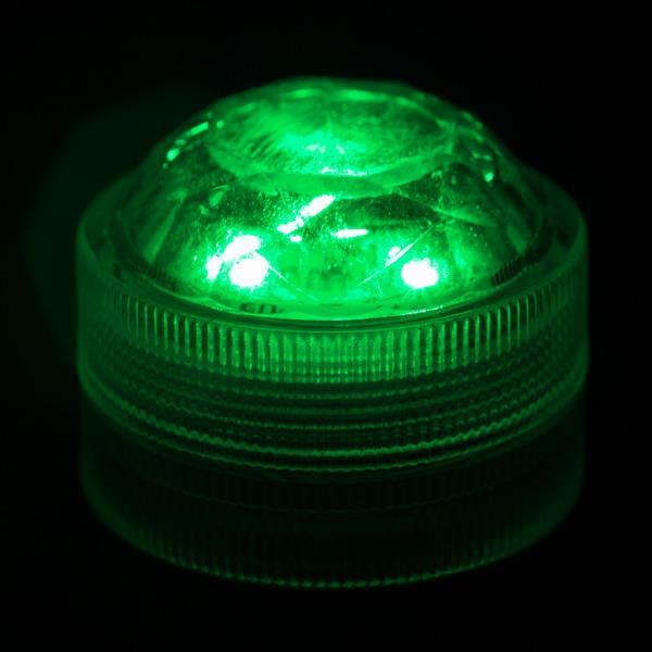 10-x-Triple-Submersible-LEDs-Very-Bright-Flamefree-Pumpkin-Christmas-Events thumbnail 7
