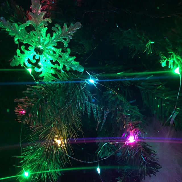 Vine-Fairy-Lights-30-LED-per-Wire-String-Perfect-For-Small-Christmas-Tree thumbnail 10