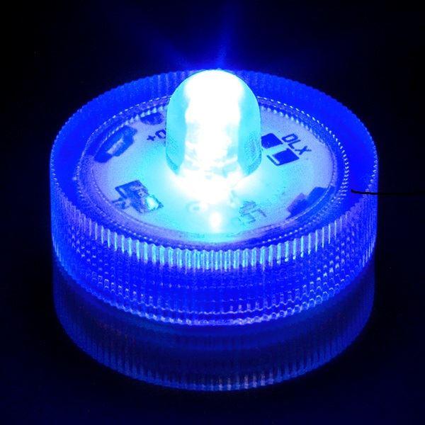 Submersible-Waterproof-LED-Floralyte-Round-Shape-Tea-Light-Wedding-Centrepiece