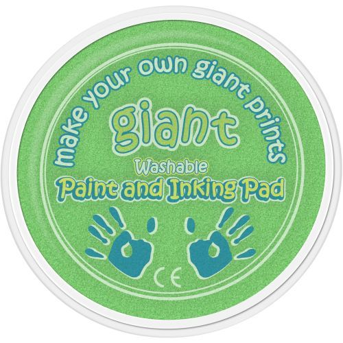 Giant-Paint-amp-Inking-Pad-Childrens-Hand-amp-Foot-Prints-Stamping-Finger-Painting