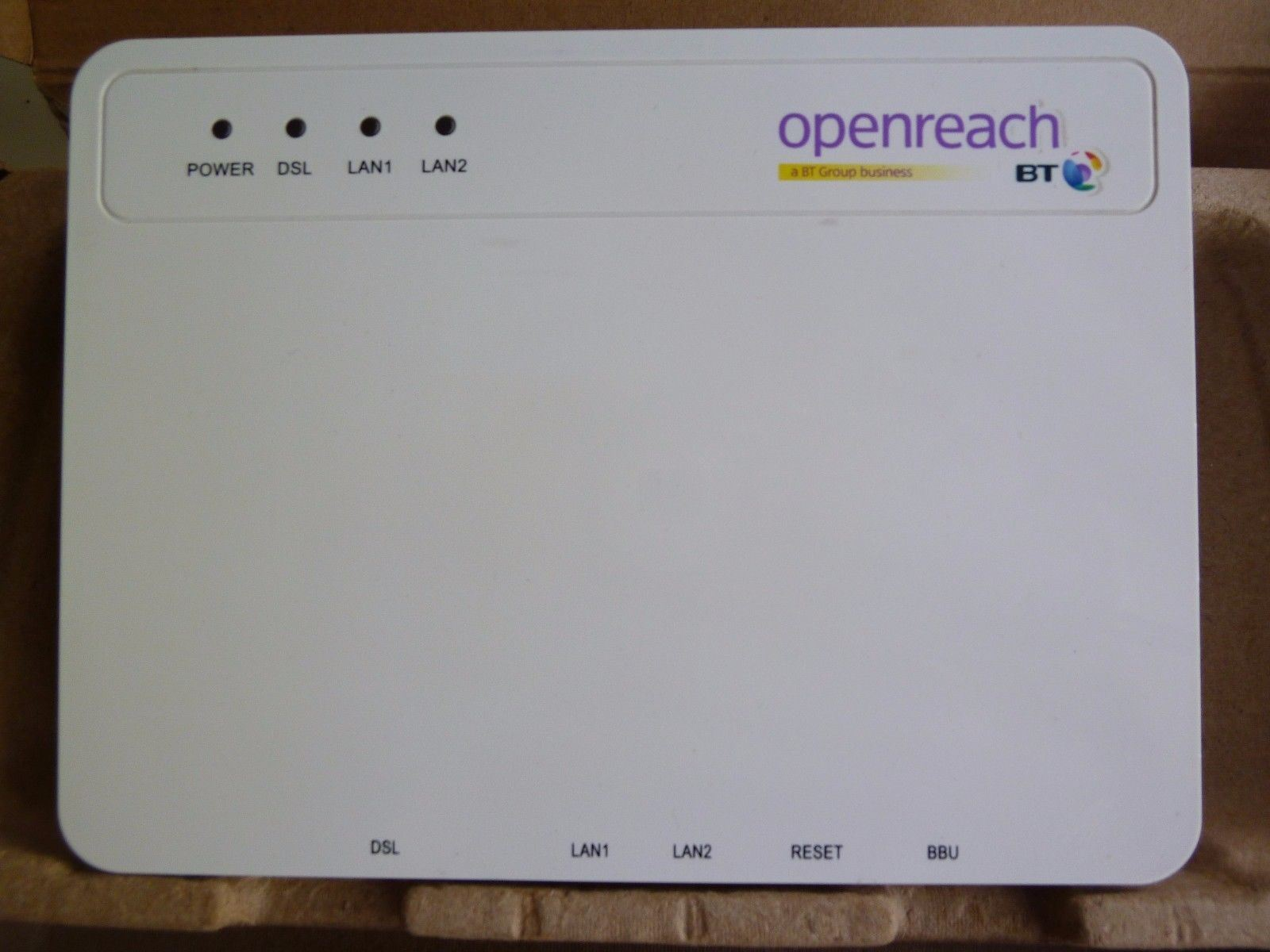 Image result for bt openreach fttc modem