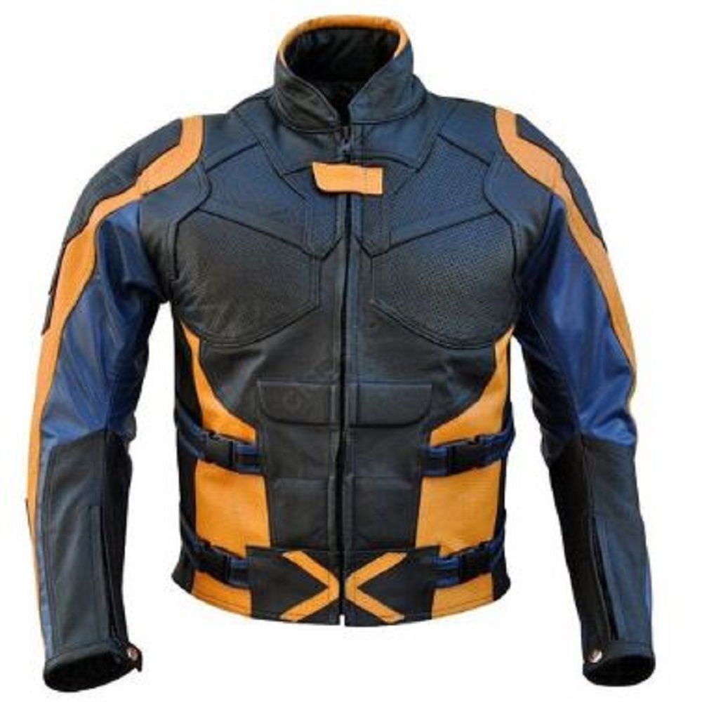 Leather jacket protection