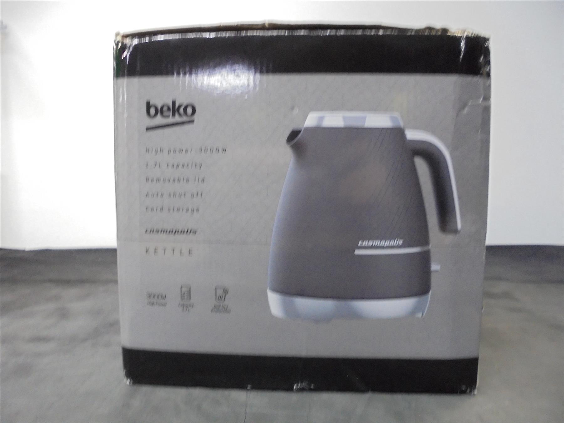 Buy BEKO Cosmopolis WKM8307B Jug Kettle