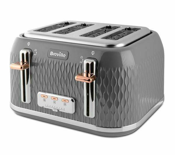 Breville Curve 4 Slice Toaster