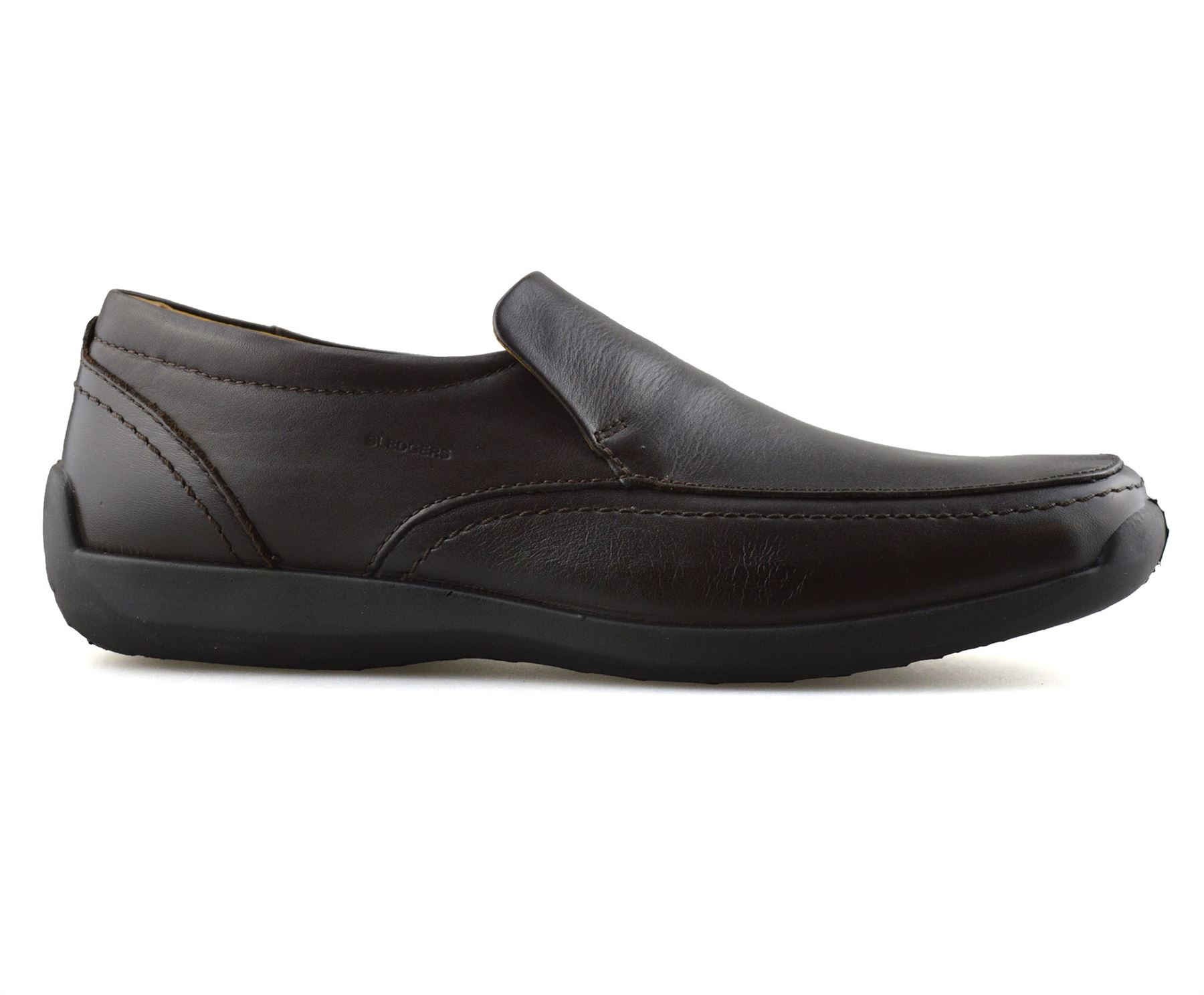 Mens-New-Leather-Casual-Slip-On-Walking-Loafers-Moccasin-Driving-Boat-Shoes-Size thumbnail 8