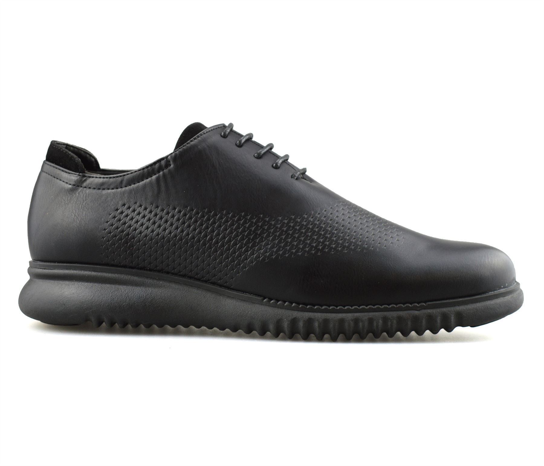 Mens-Casual-Smart-Lace-Up-Oxford-Brogue-Walking-Work-Office-Trainers-Shoes-Size thumbnail 14