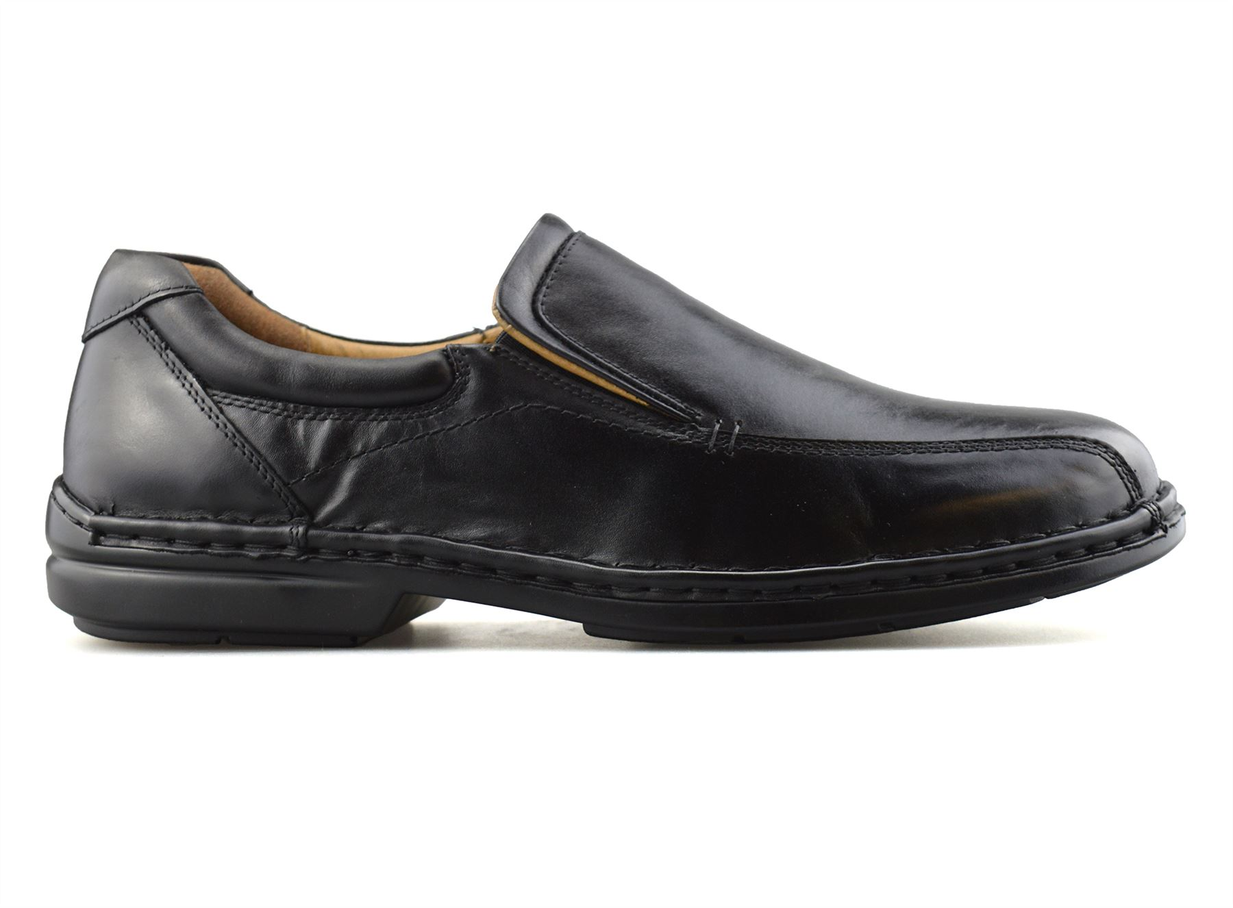 Mens-Hush-Puppies-Leather-Wide-Fit-Smart-Casual-Lace-Up-Work-Office-Shoes-Size thumbnail 16