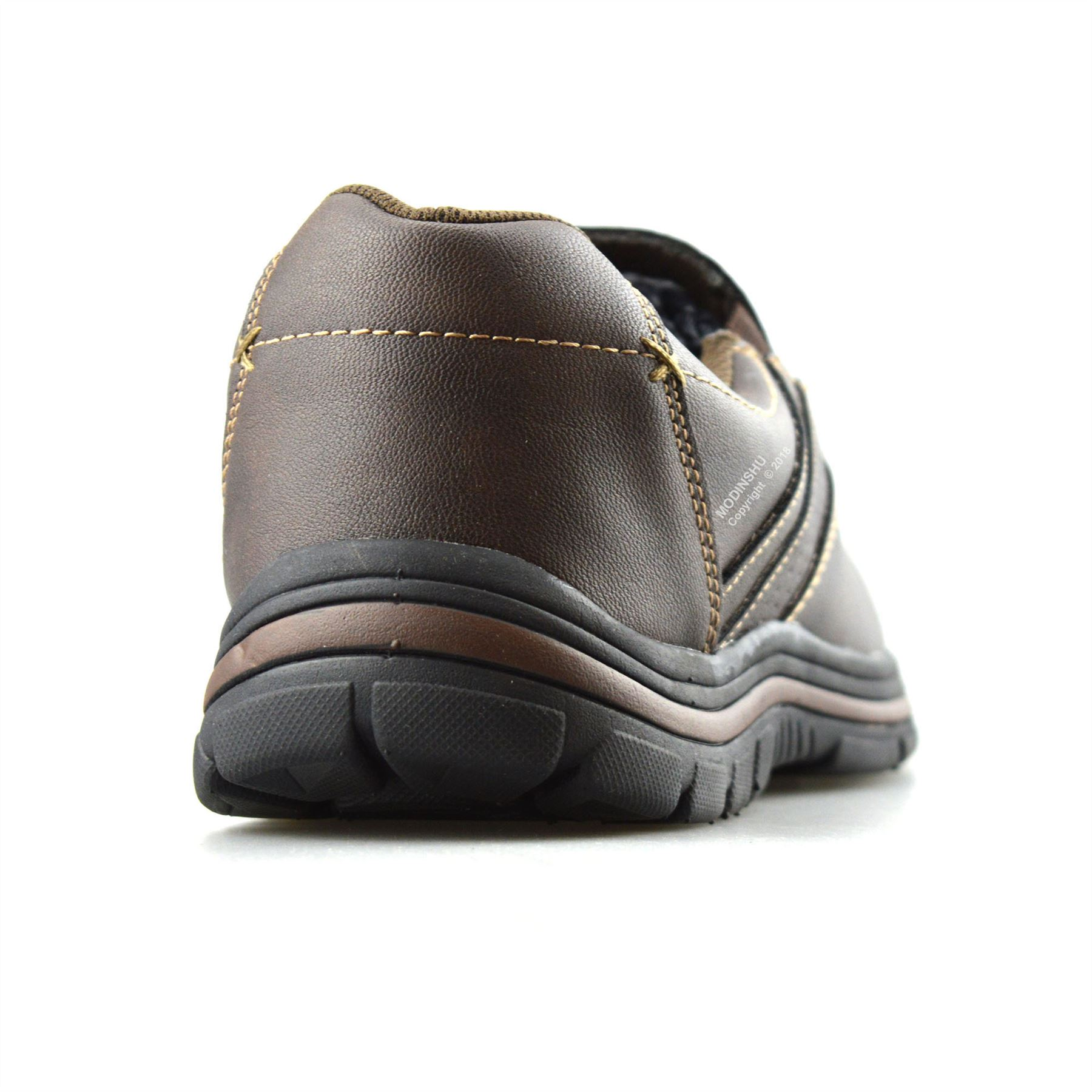 Mens-Casual-Memory-Foam-Slip-On-Walking-Moccasin-Loafers-Driving-Boat-Shoes-Size thumbnail 20