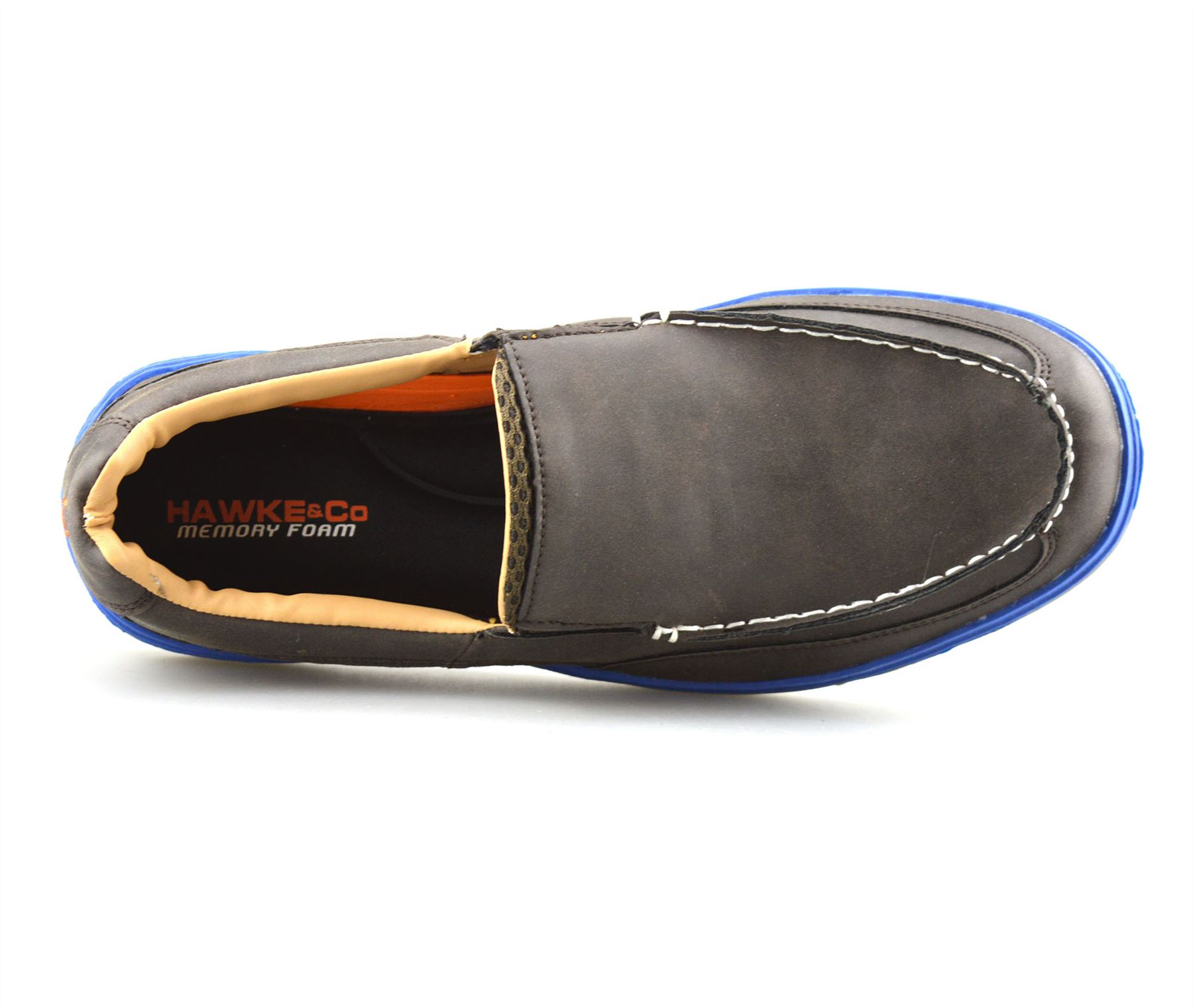 Mens-Casual-Memory-Foam-Slip-On-Walking-Loafers-Moccasin-Driving-Boat-Shoes-Size thumbnail 21