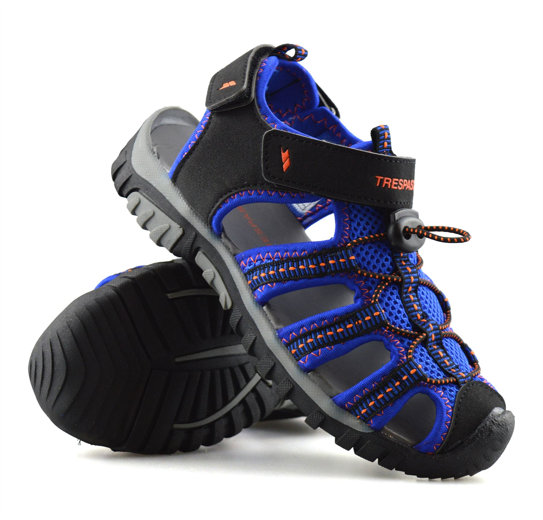 Boys-Girls-Kids-Trespass-Summer-Beach-Casual-Walking-Sports-Sandals-Shoes-Size thumbnail 15