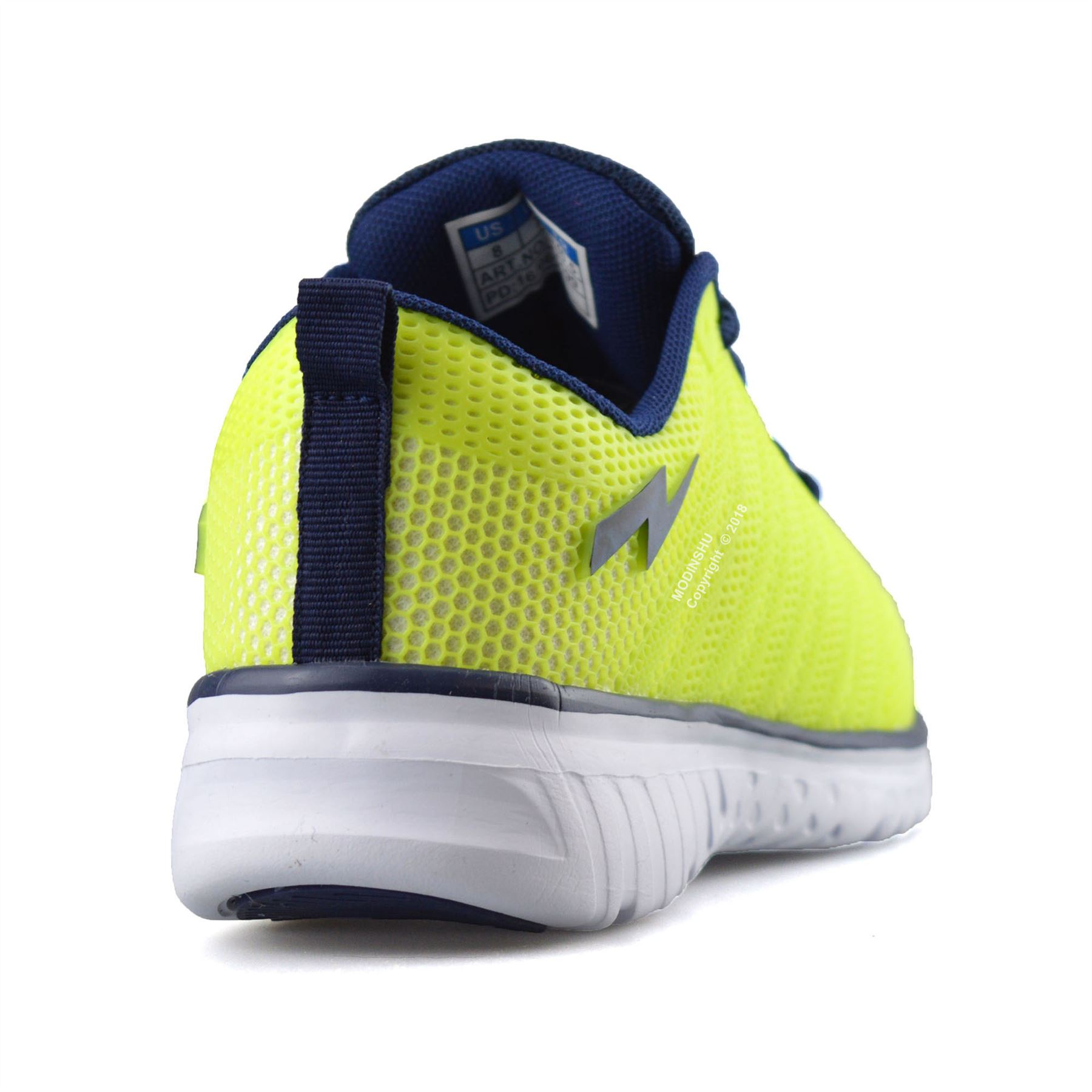 Mens-Casual-Running-Walking-Sports-Gym-Shock-Absorbing-Lace-Trainers-Shoes-Size thumbnail 21