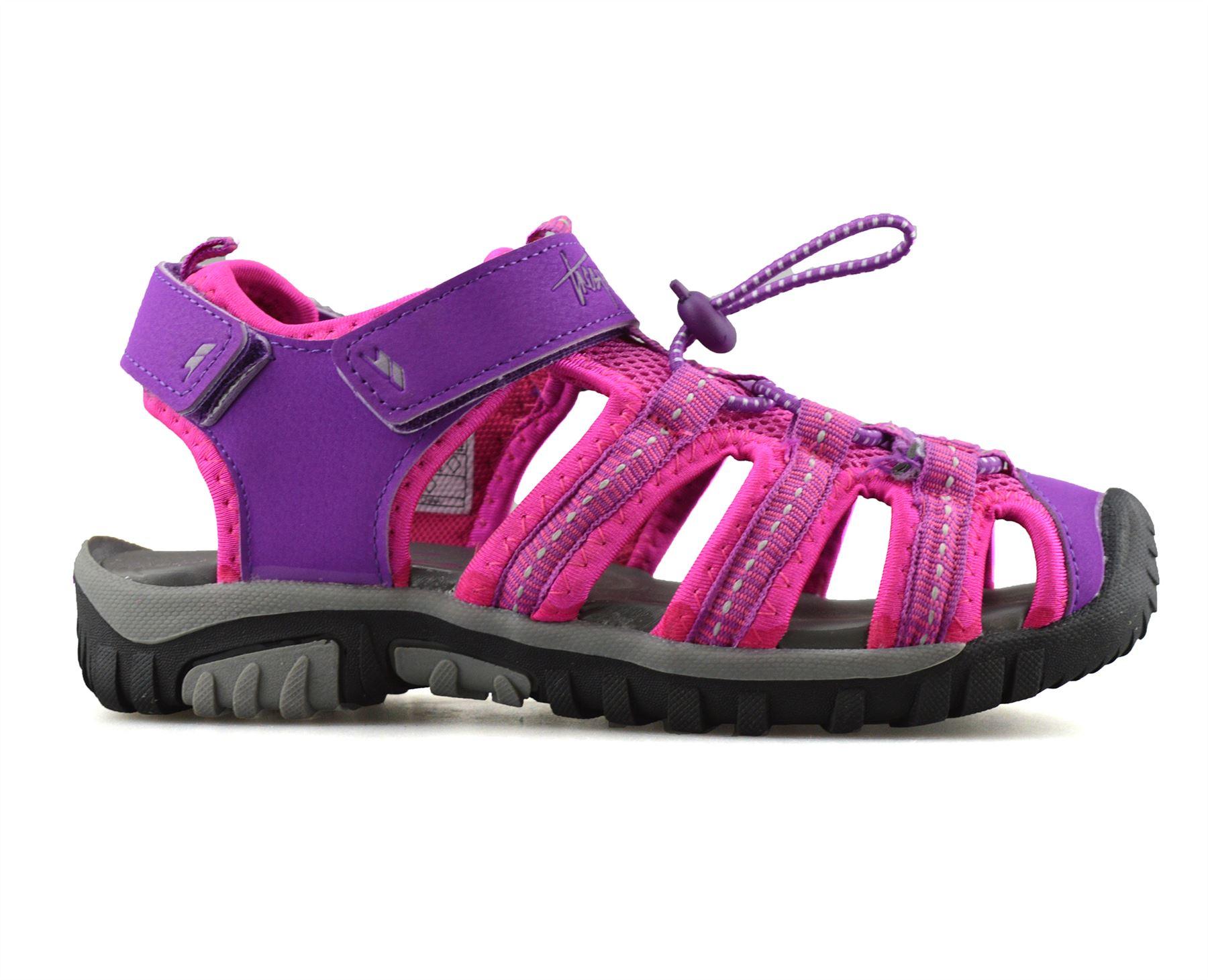 Boys-Girls-Kids-Trespass-Summer-Beach-Casual-Walking-Sports-Sandals-Shoes-Size thumbnail 17