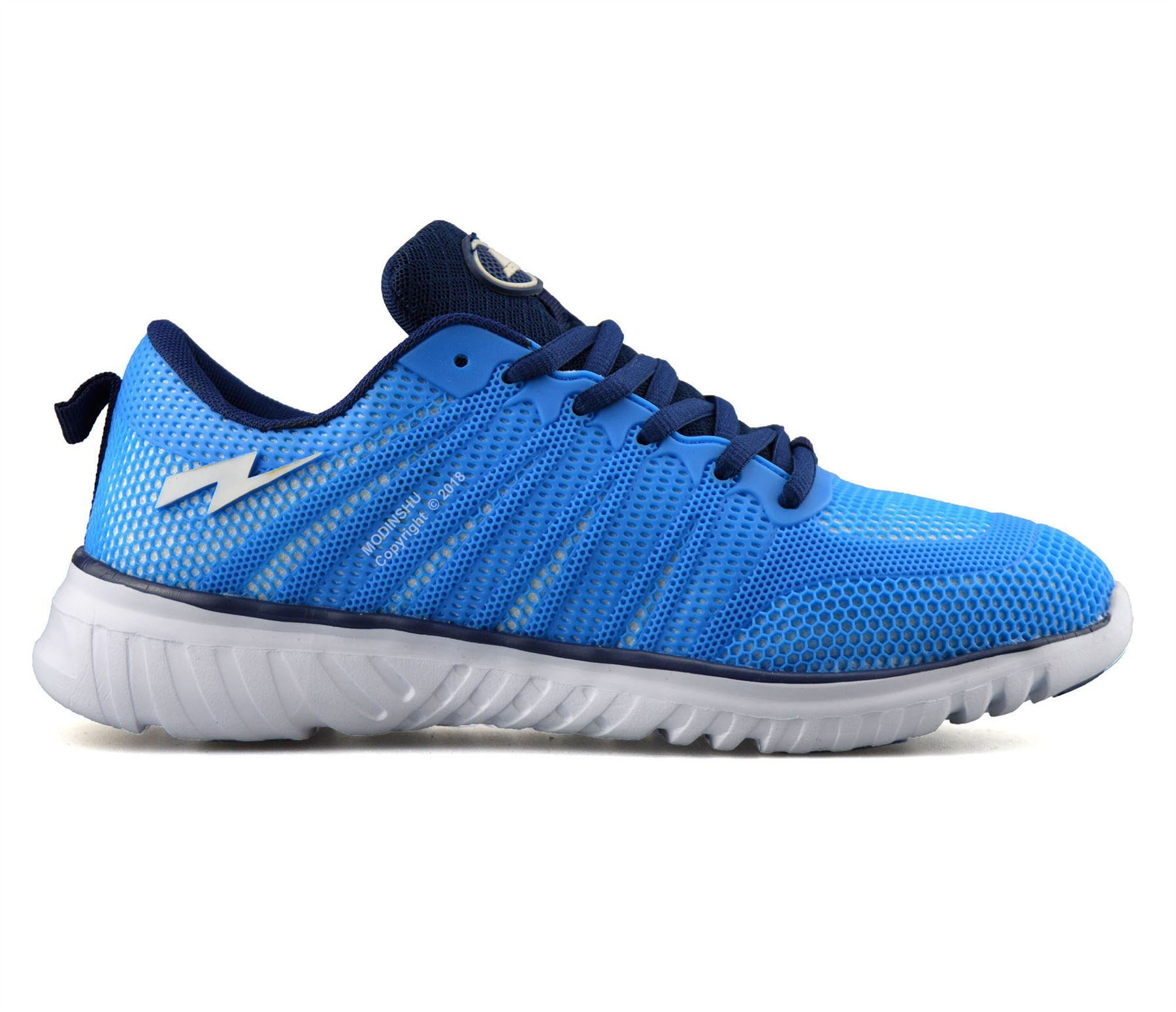 Mens-Casual-Running-Walking-Sports-Gym-Shock-Absorbing-Lace-Trainers-Shoes-Size thumbnail 15