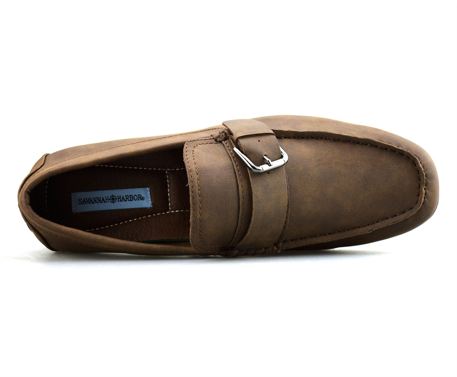 Mens-New-Slip-On-Boat-Deck-Casual-Mocassin-Designer-Loafers-Driving-Shoes-Size thumbnail 17