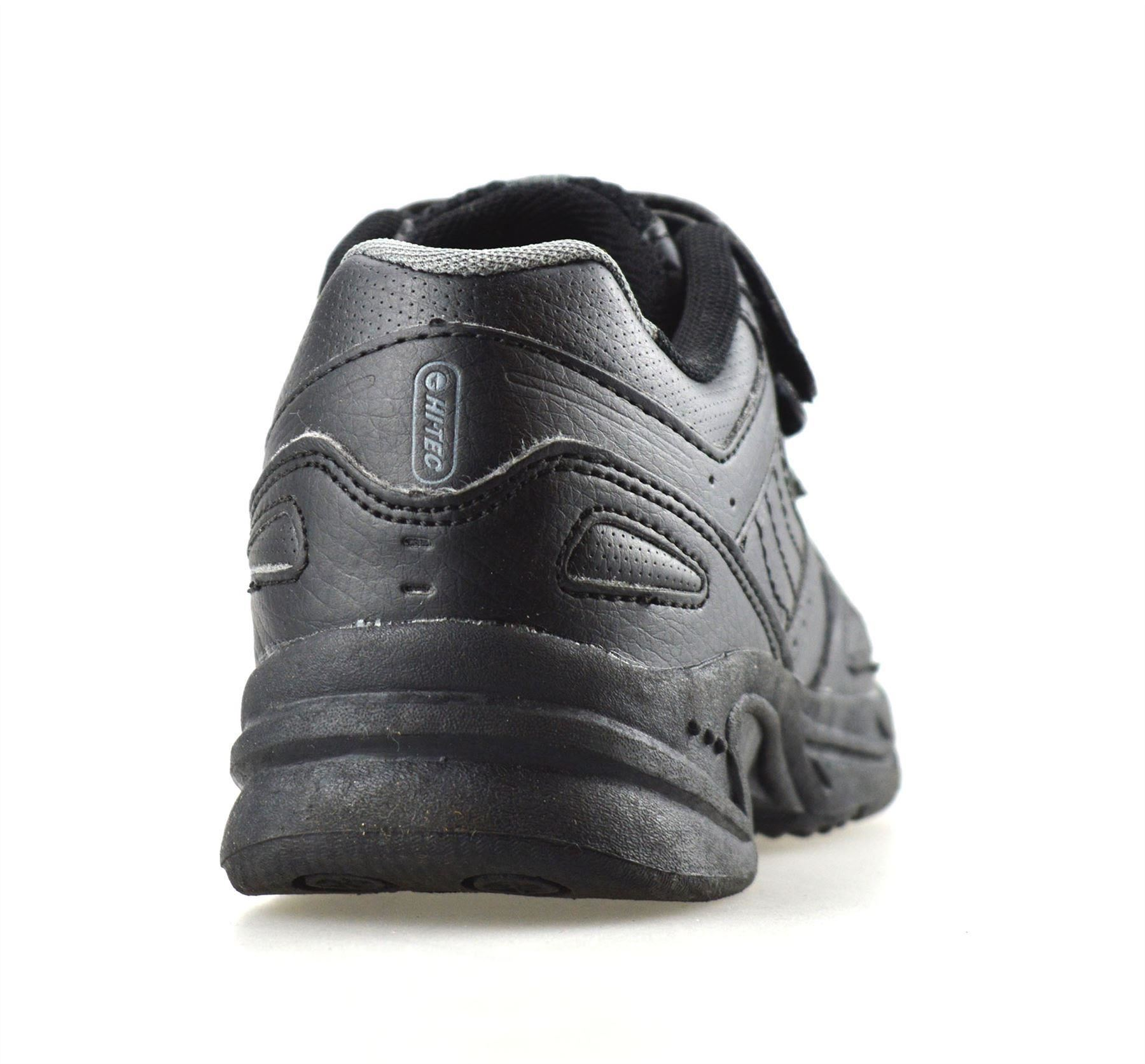 Boys-Kids-New-Hi-Tec-Smart-Casual-Touch-Strap-Back-To-School-Trainers-Shoes-Size thumbnail 11