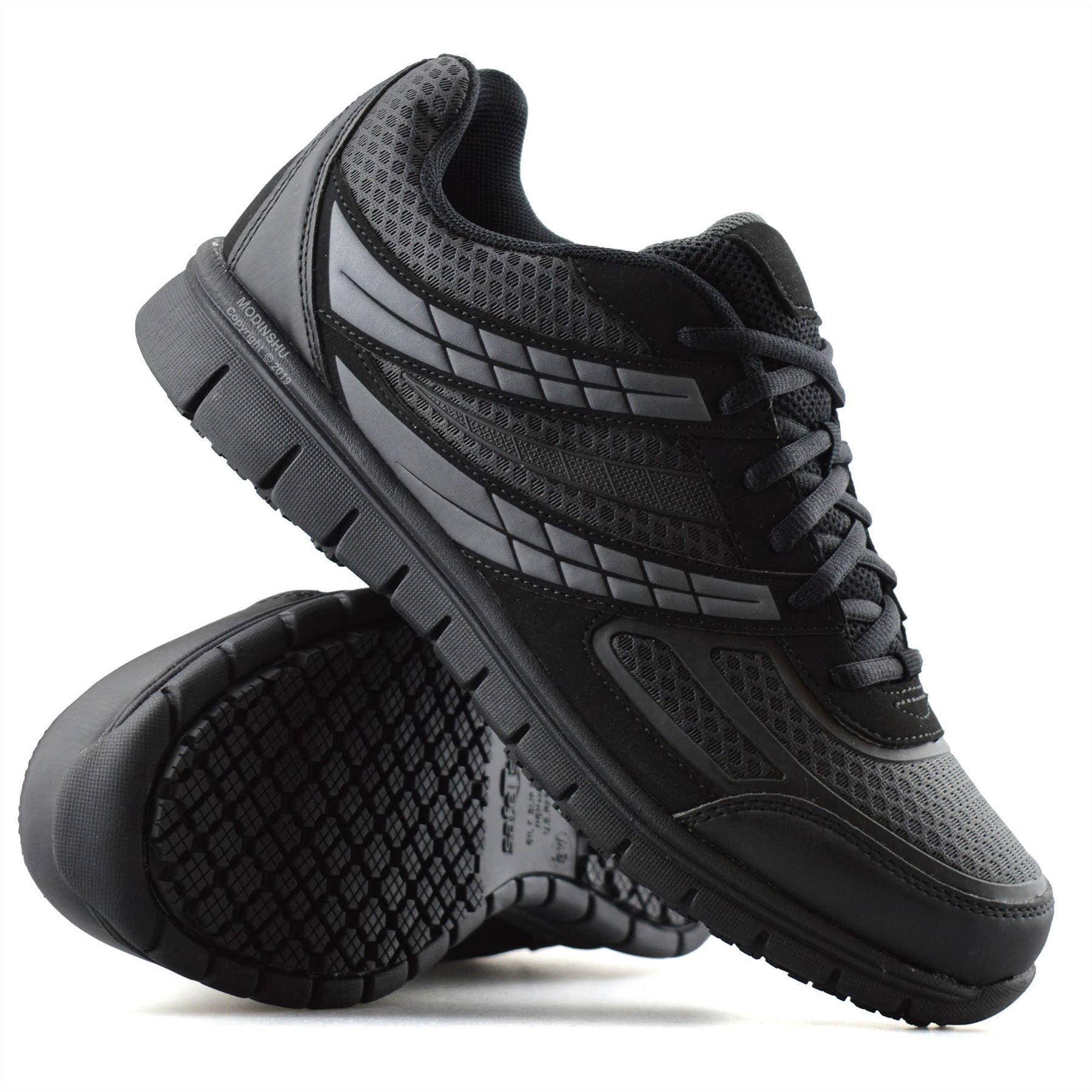 non slip memory foam shoes