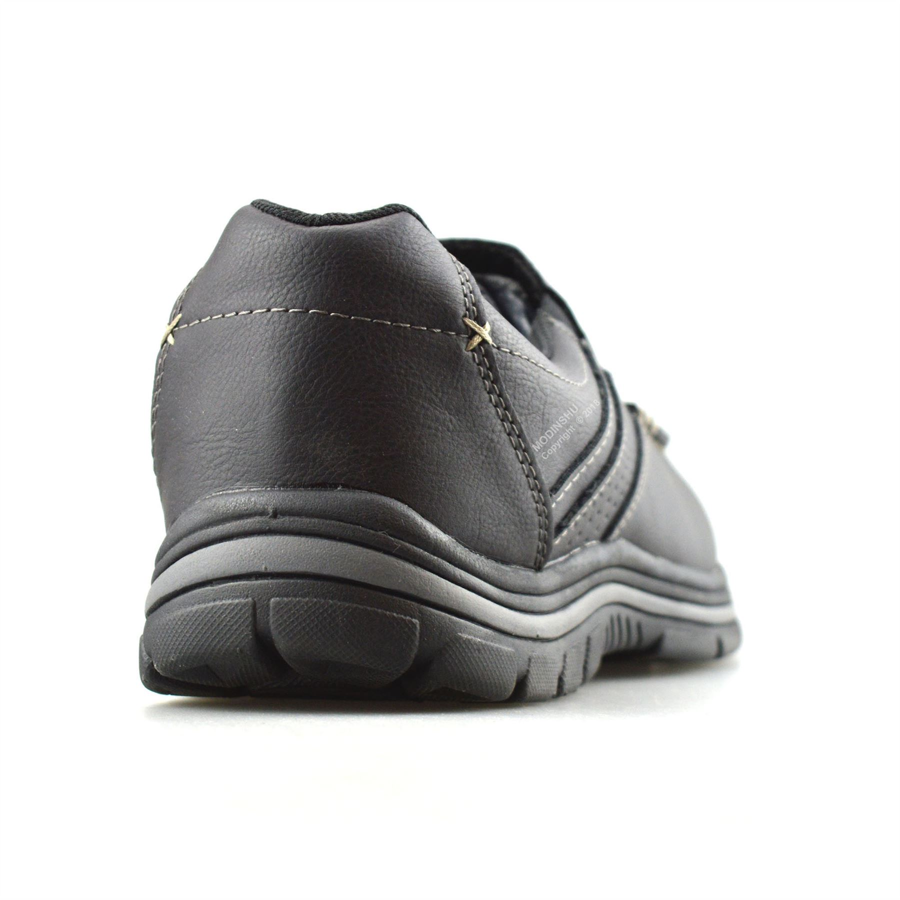 Mens-Casual-Memory-Foam-Slip-On-Walking-Moccasin-Loafers-Driving-Boat-Shoes-Size thumbnail 14
