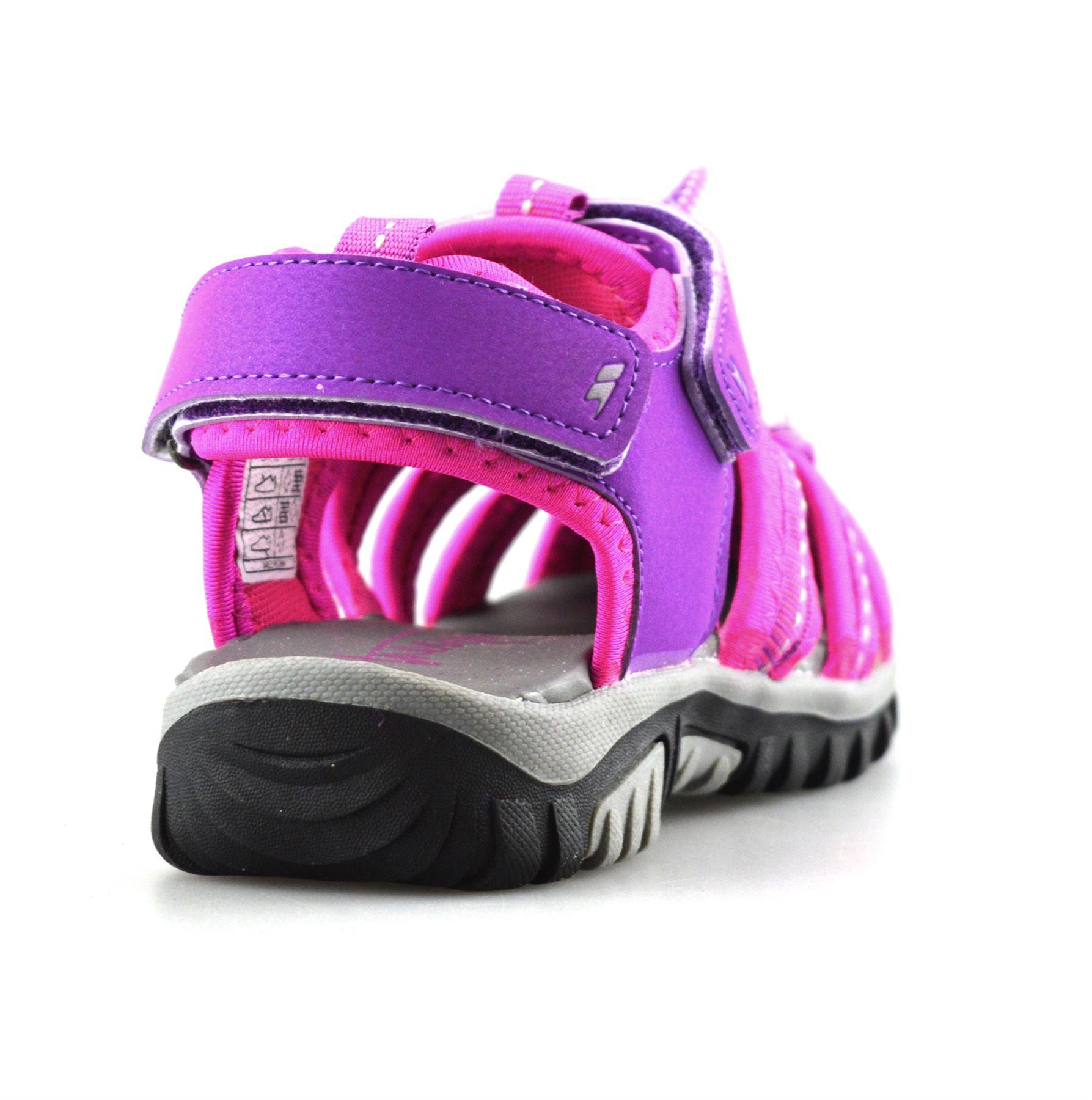 Boys-Girls-Kids-Trespass-Summer-Beach-Casual-Walking-Sports-Sandals-Shoes-Size thumbnail 18