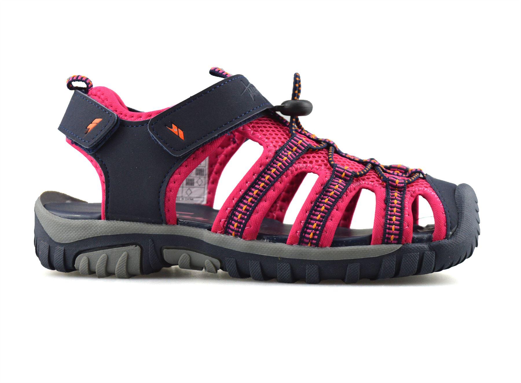 Boys-Girls-Kids-Trespass-Summer-Beach-Casual-Walking-Sports-Sandals-Shoes-Size thumbnail 29