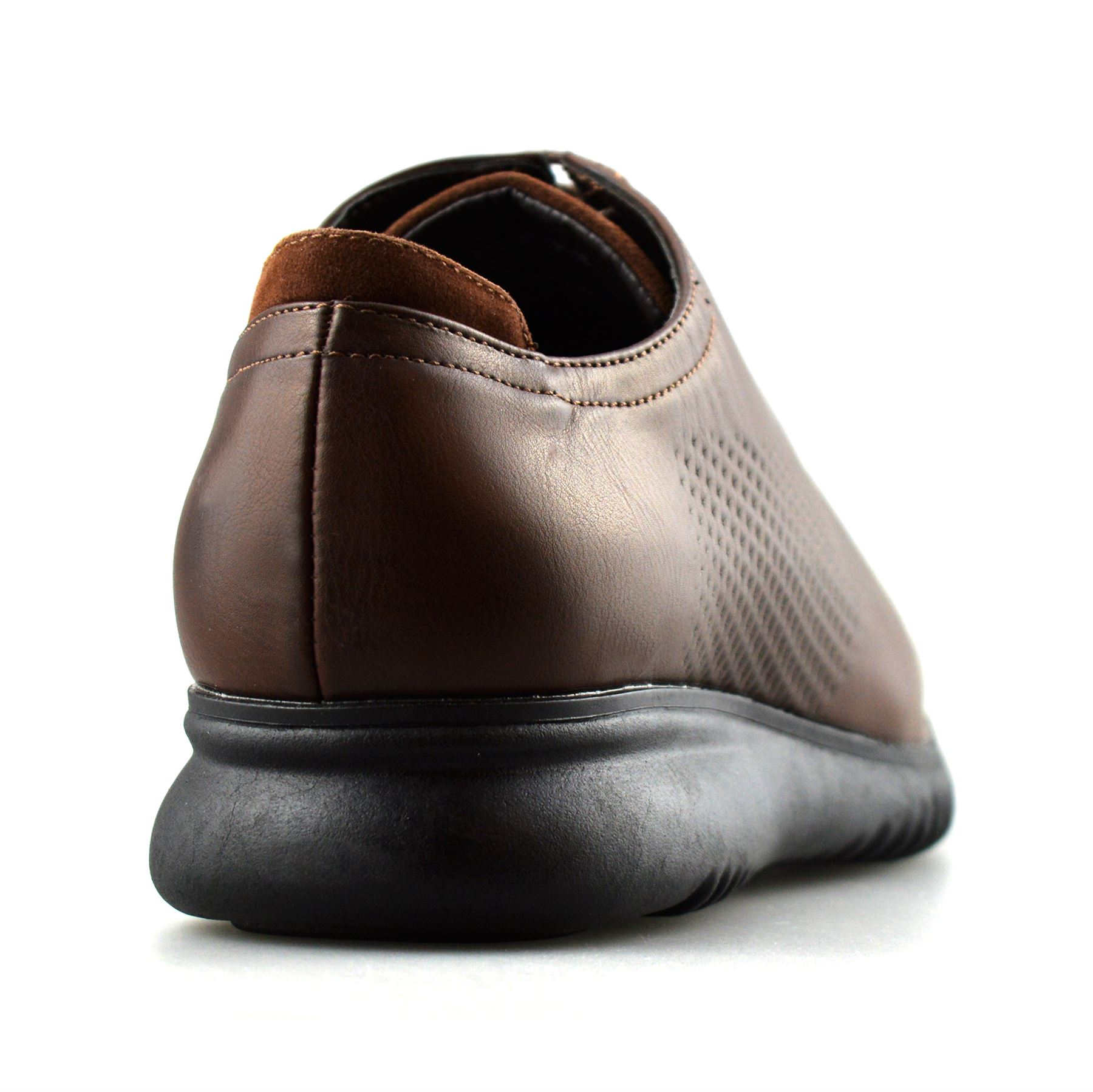 Mens-Casual-Smart-Lace-Up-Oxford-Brogue-Walking-Work-Office-Trainers-Shoes-Size thumbnail 21