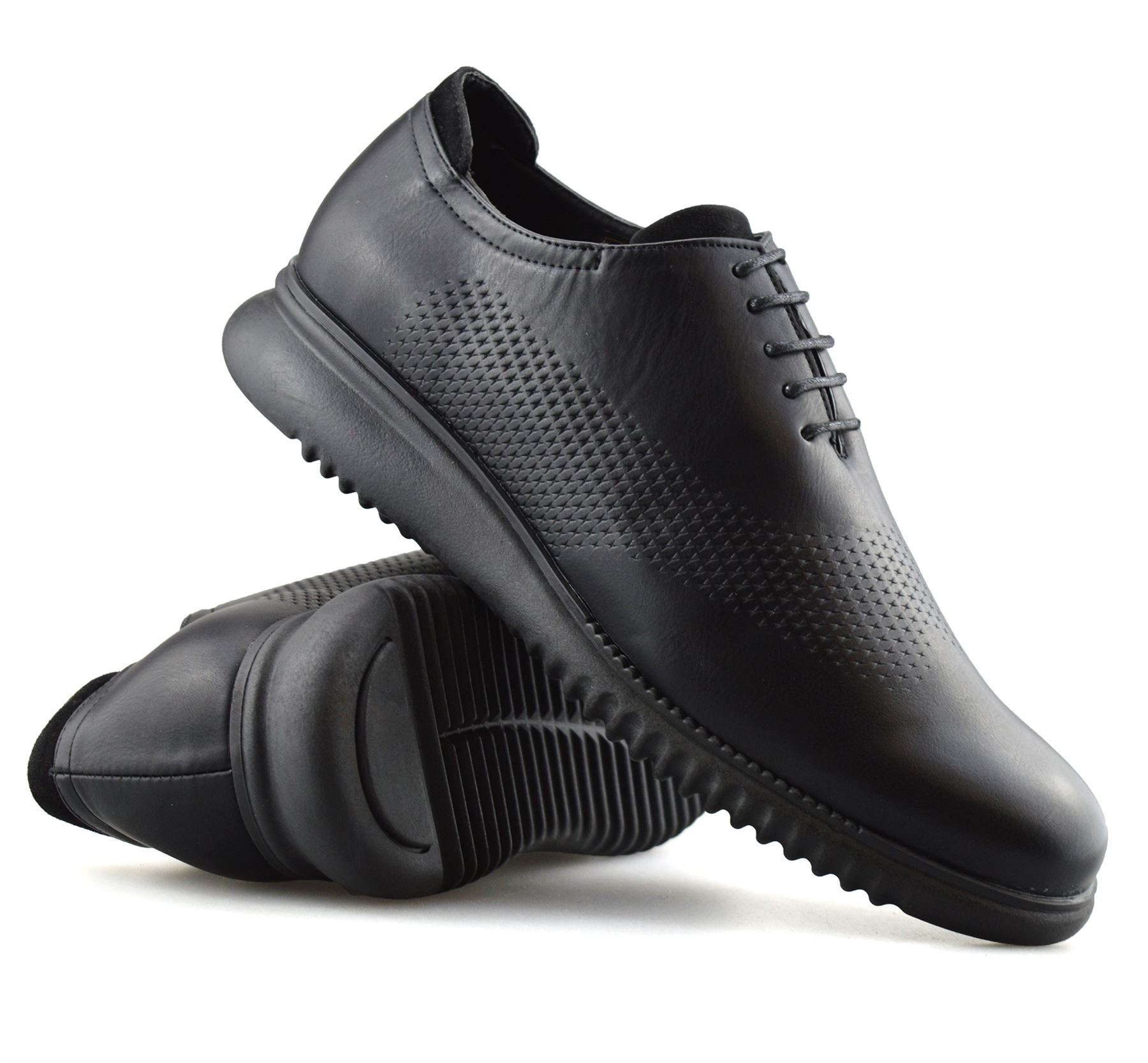 Mens-Casual-Smart-Lace-Up-Oxford-Brogue-Walking-Work-Office-Trainers-Shoes-Size thumbnail 17