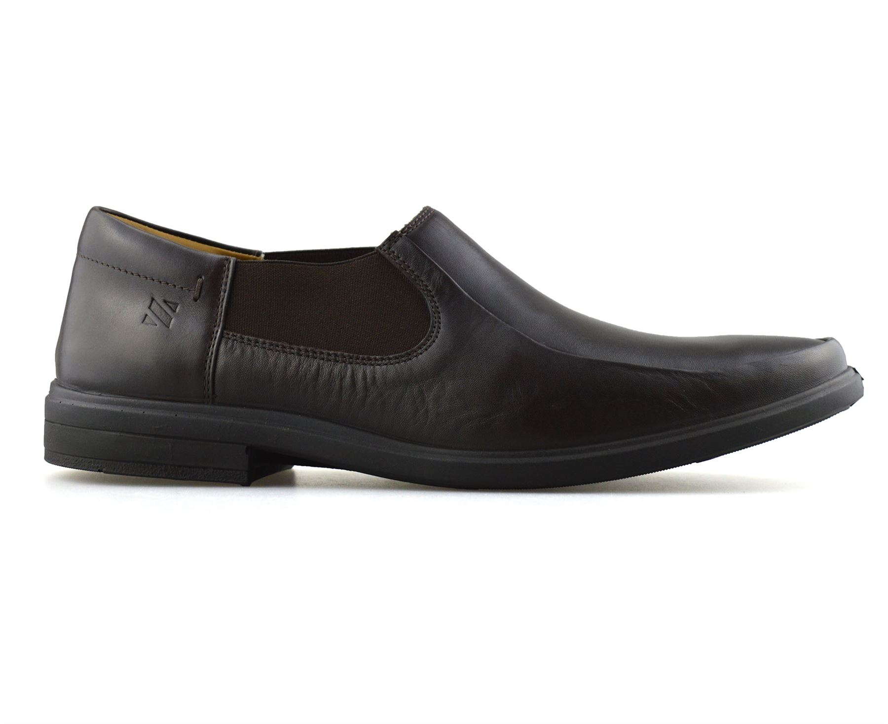 Mens-Leather-Slip-On-Casual-Smart-Designer-Mocassin-Work-Loafers-Shoes-Size thumbnail 9