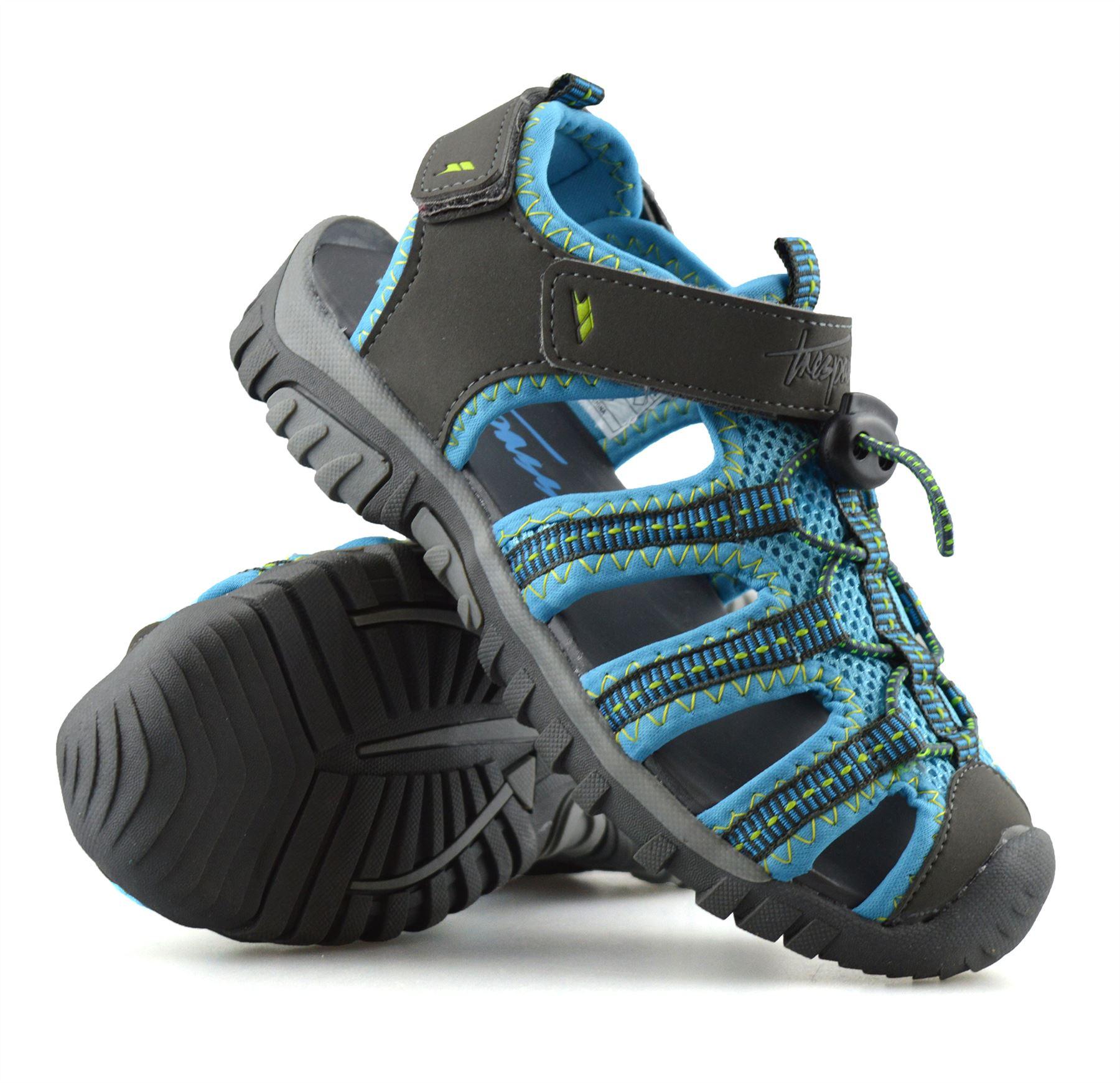 Boys-Girls-Kids-Trespass-Summer-Beach-Casual-Walking-Sports-Sandals-Shoes-Size thumbnail 27