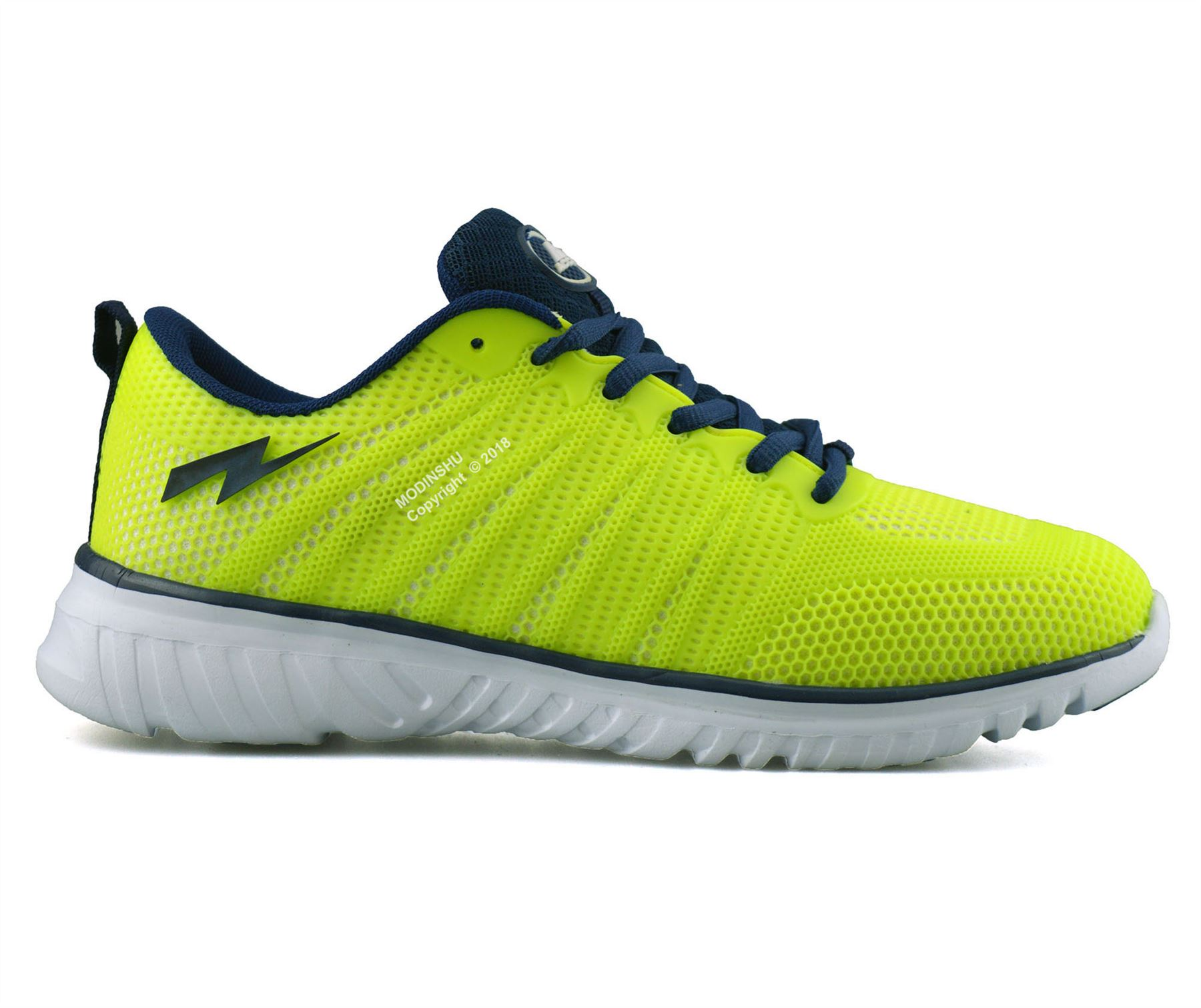 Mens-Casual-Running-Walking-Sports-Gym-Shock-Absorbing-Lace-Trainers-Shoes-Size thumbnail 20