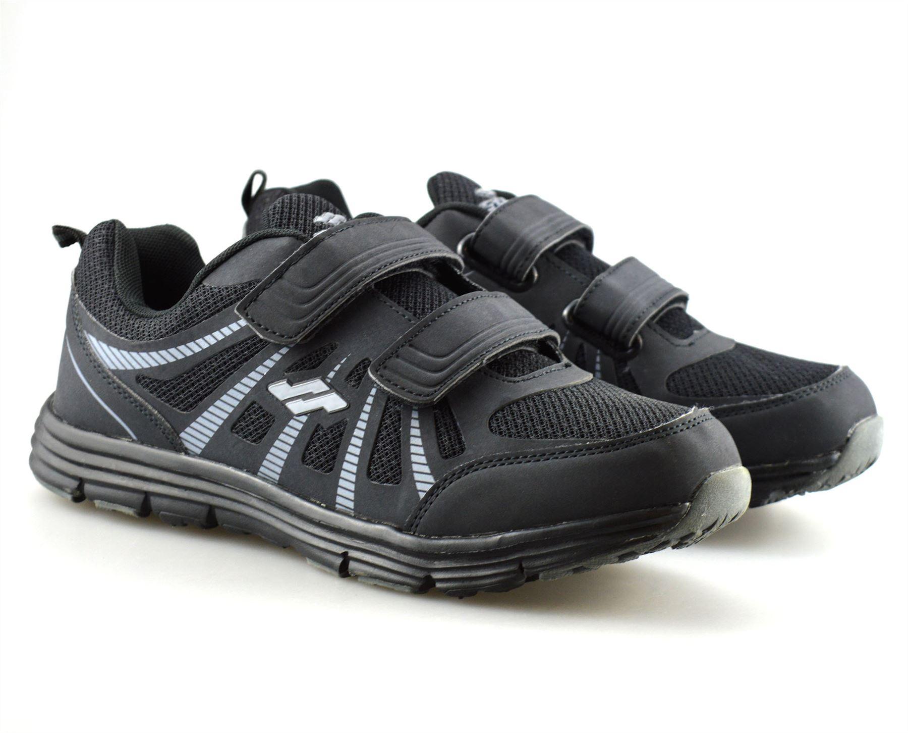 Hombre-Nuevo-Casual-Tactil-Correa-Pasear-Running-Gimnasio-Deportes-Ninos-Zapatillas-Zapatos-Talla miniatura 15