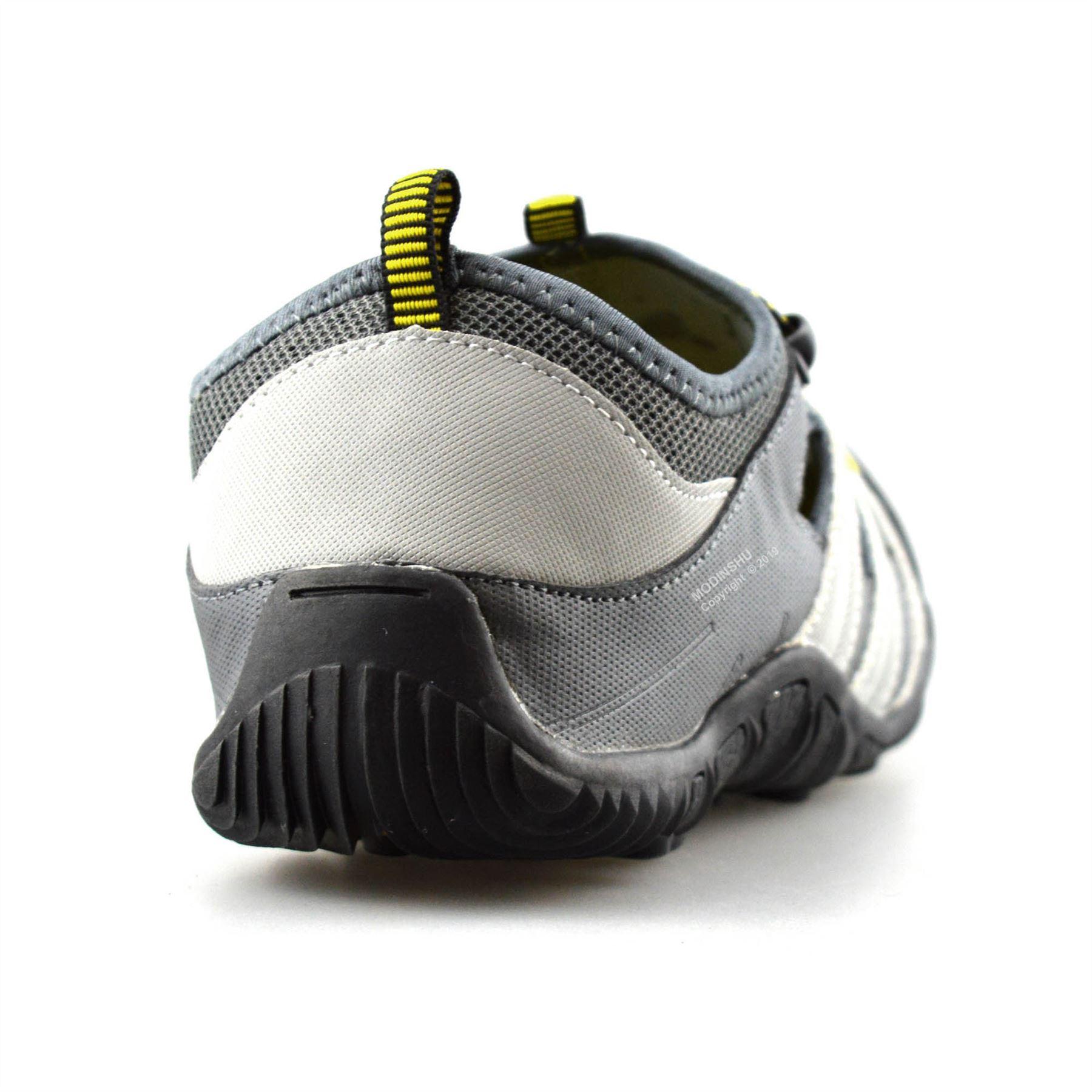 Mens Slip On Hiking Walking Summer Beach Mules Sports Trekking Sandals Shoe Size