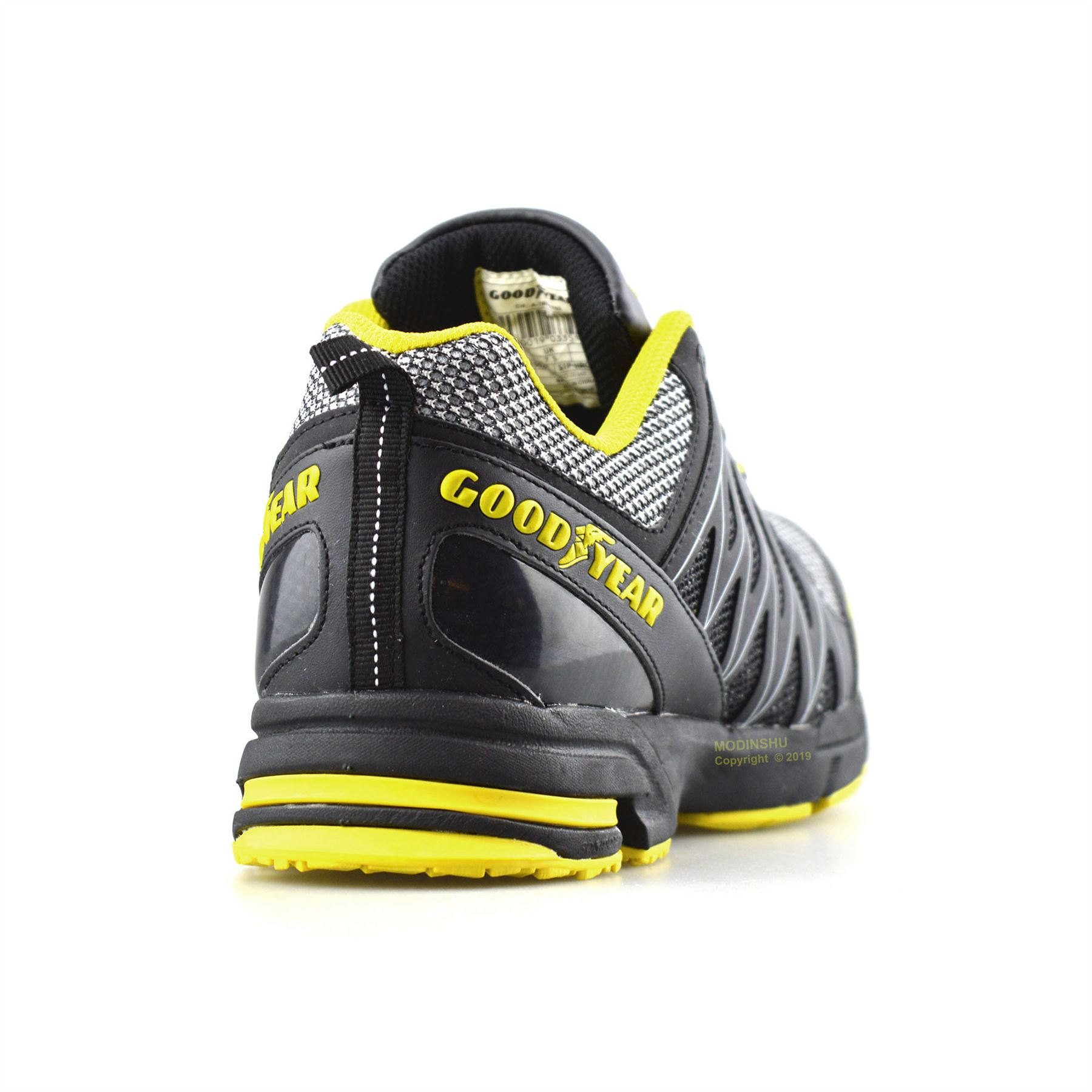 Mens-Goodyear-Safety-Steel-Toe-Cap-Work-Ankle-Hiker-Boots-Trainers-Shoes-Size thumbnail 10