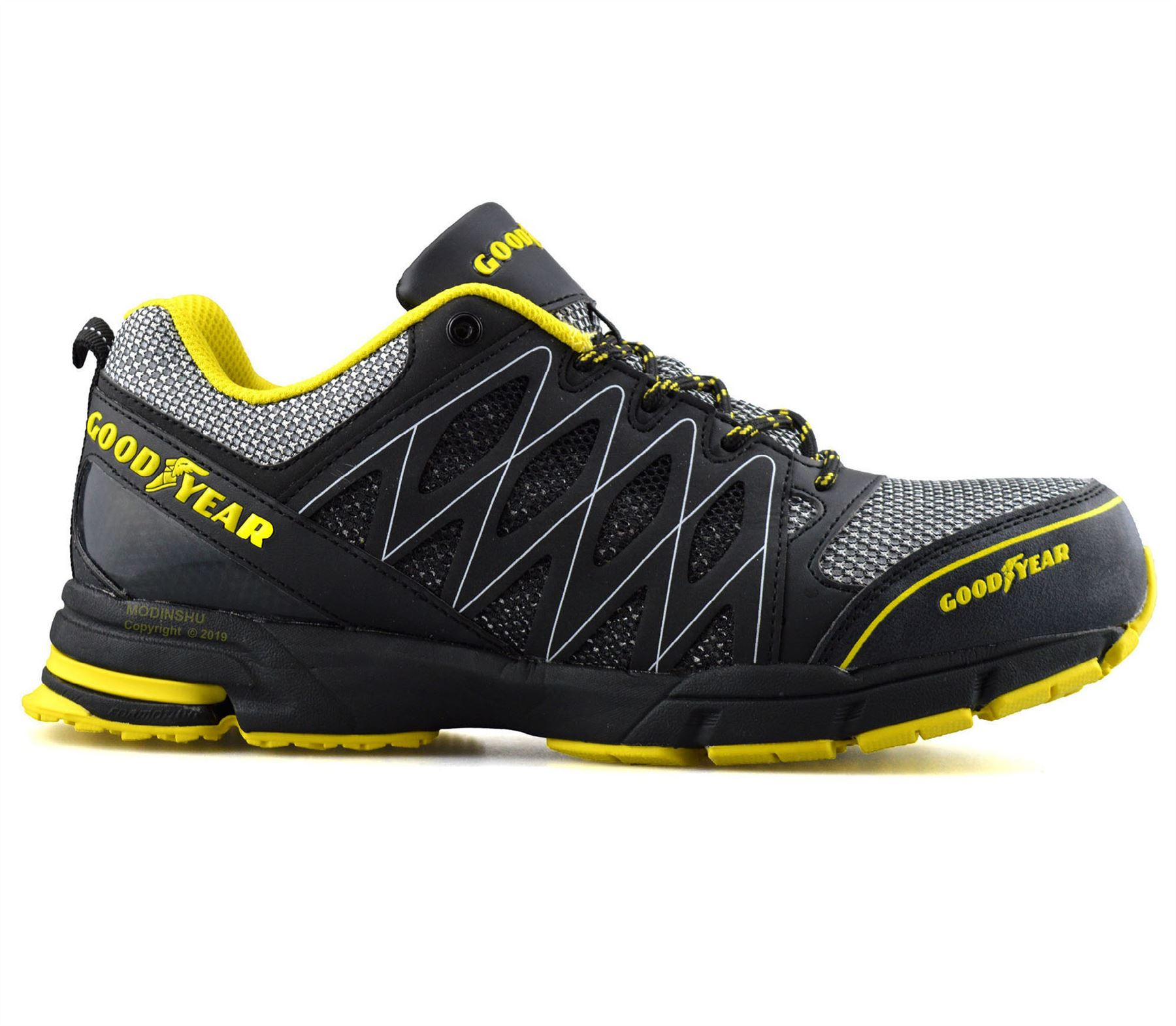 Mens-Goodyear-Safety-Steel-Toe-Cap-Work-Ankle-Hiker-Boots-Trainers-Shoes-Size thumbnail 9