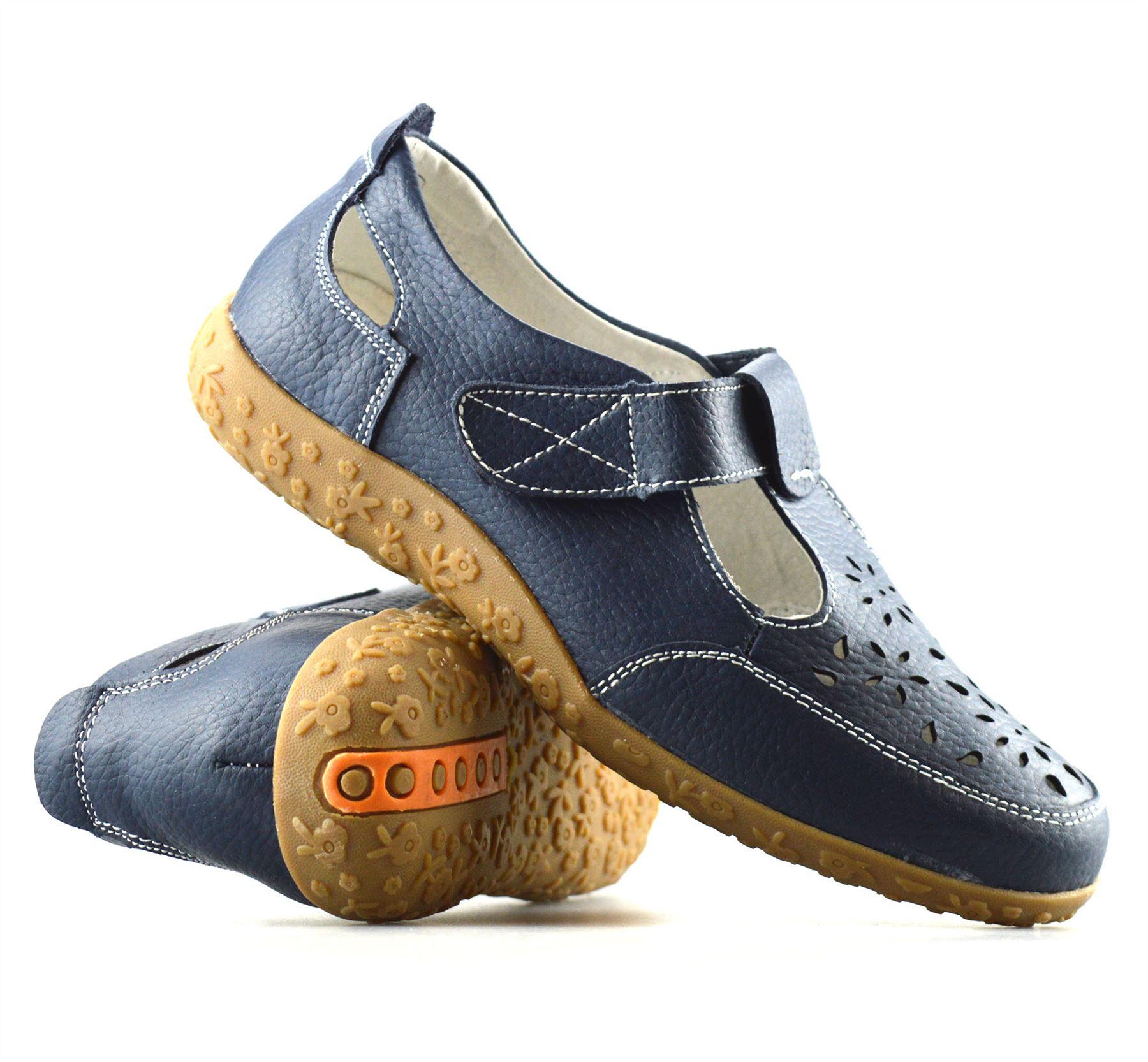 Eee Ladies Leather Shoes Amazon