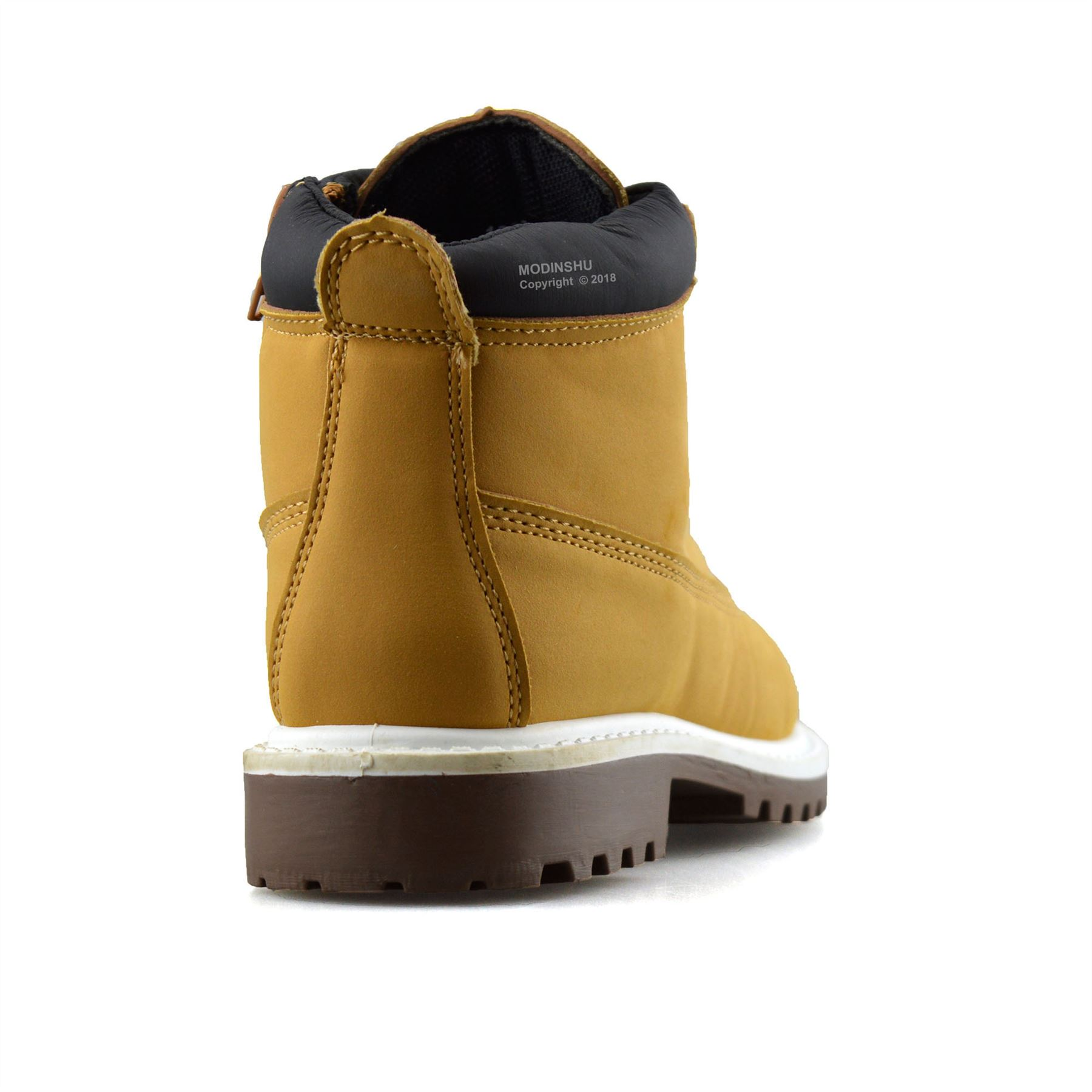 Boys-Kids-New-Casual-Zip-Lace-Up-Winter-Walking-Ankle-Boots-Trainers-Shoes-Size thumbnail 20